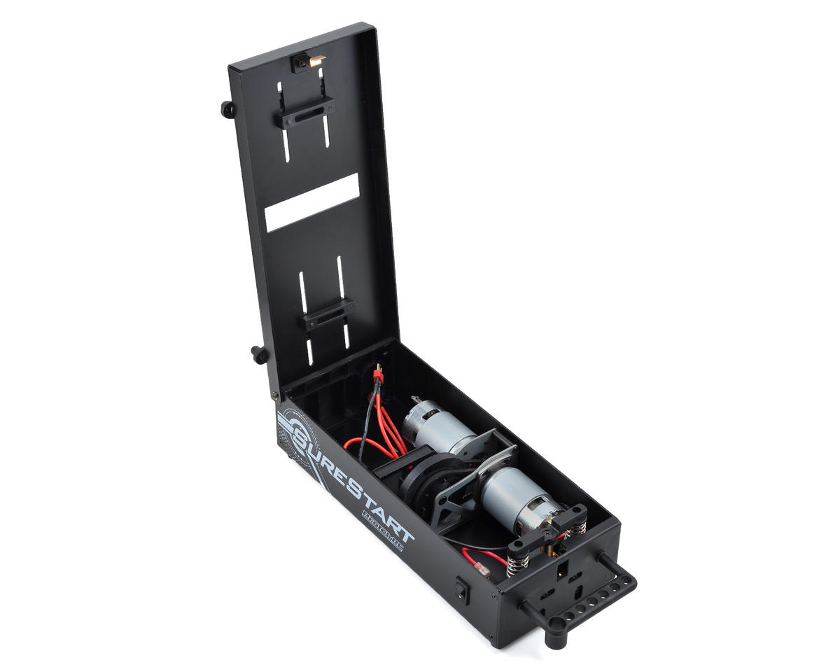 Protek Rc Surestart Professional 1 8 Off Road Starter Box Ptk Wiring Diagram 4500 Cars Trucks Amain Hobbies
