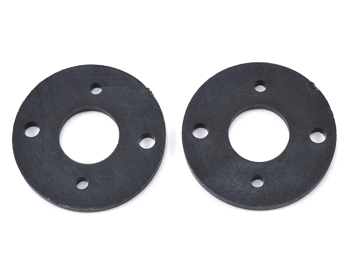 "ProTek RC ""SureStart"" Replacement Motor Mount Plate (2) (ProTek R/C PTK-4500)"