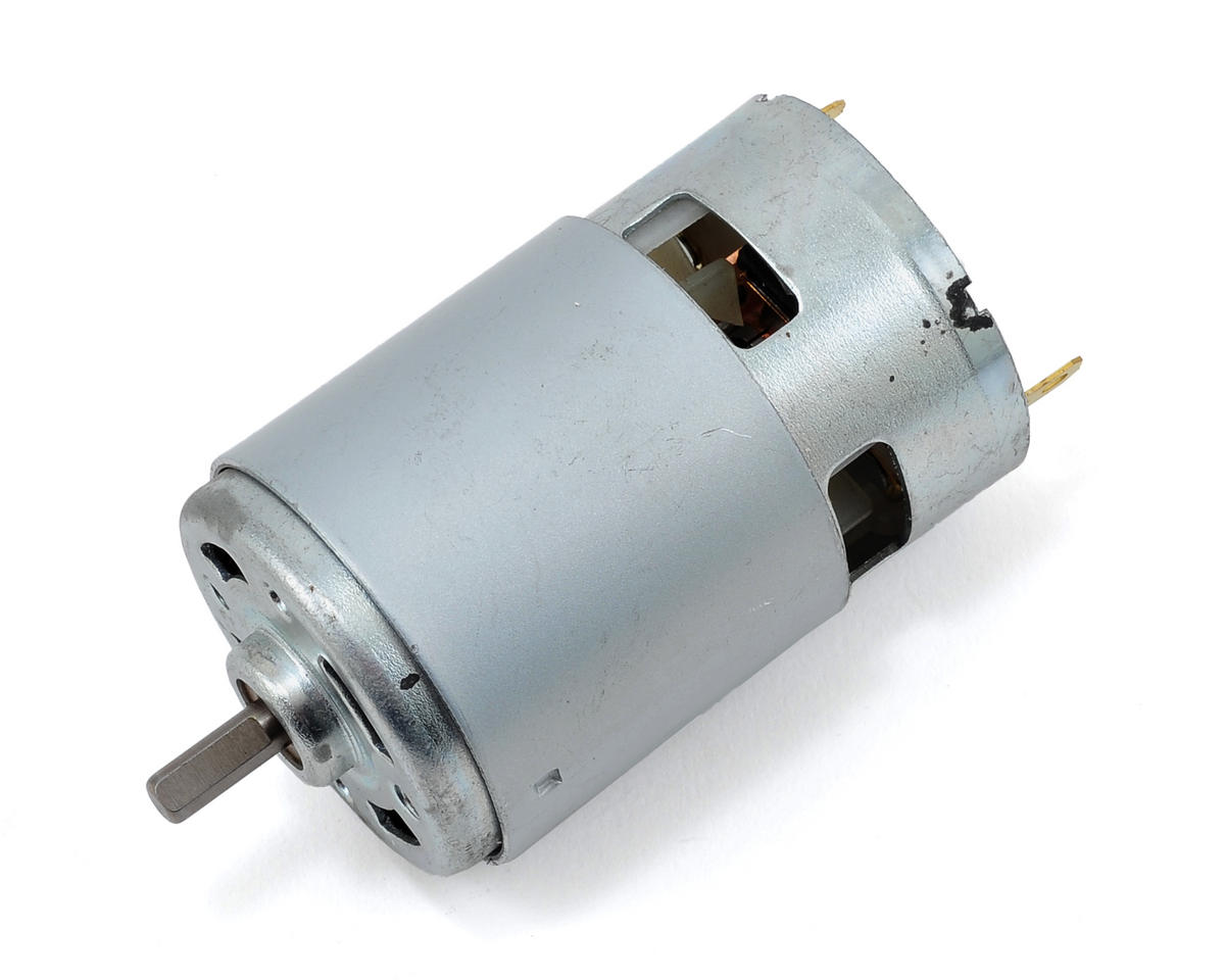"ProTek RC ""SureStart"" Replacement 750 Brushed Motor"