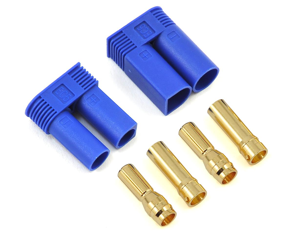 EC5 Connector Set (1 Male/1 Female) by ProTek RC