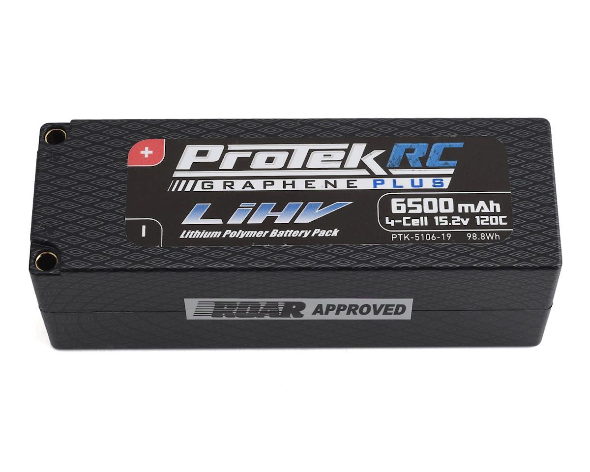 ProTek RC 4S 120C Si-Graphene + HV LiPo Battery (15.2V/6500mAh)