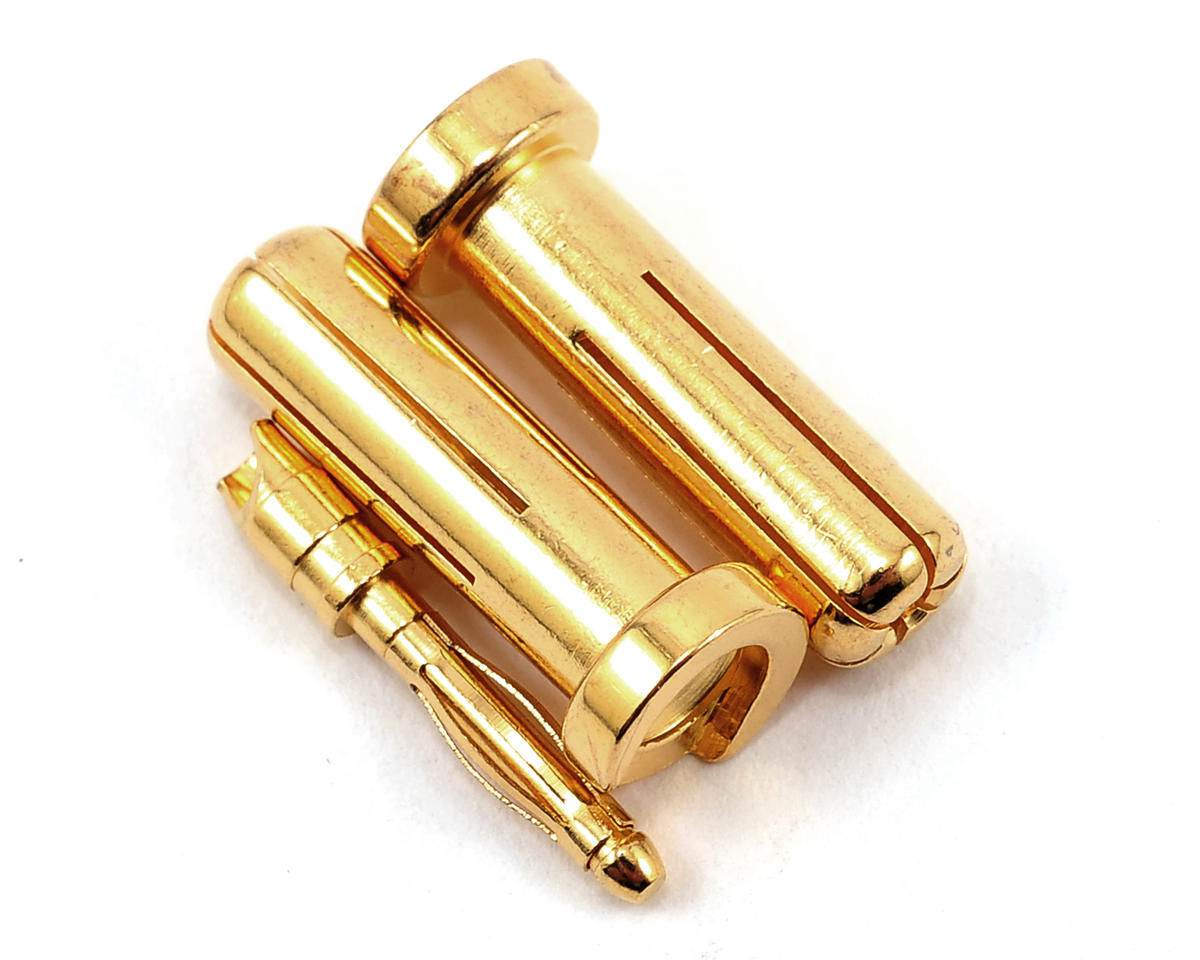 "ProTek RC 2S ""Supreme Power"" Li-Poly 100C Hard Case Battery Pack w/5mm Bullets (7.4V/7400mAh)"