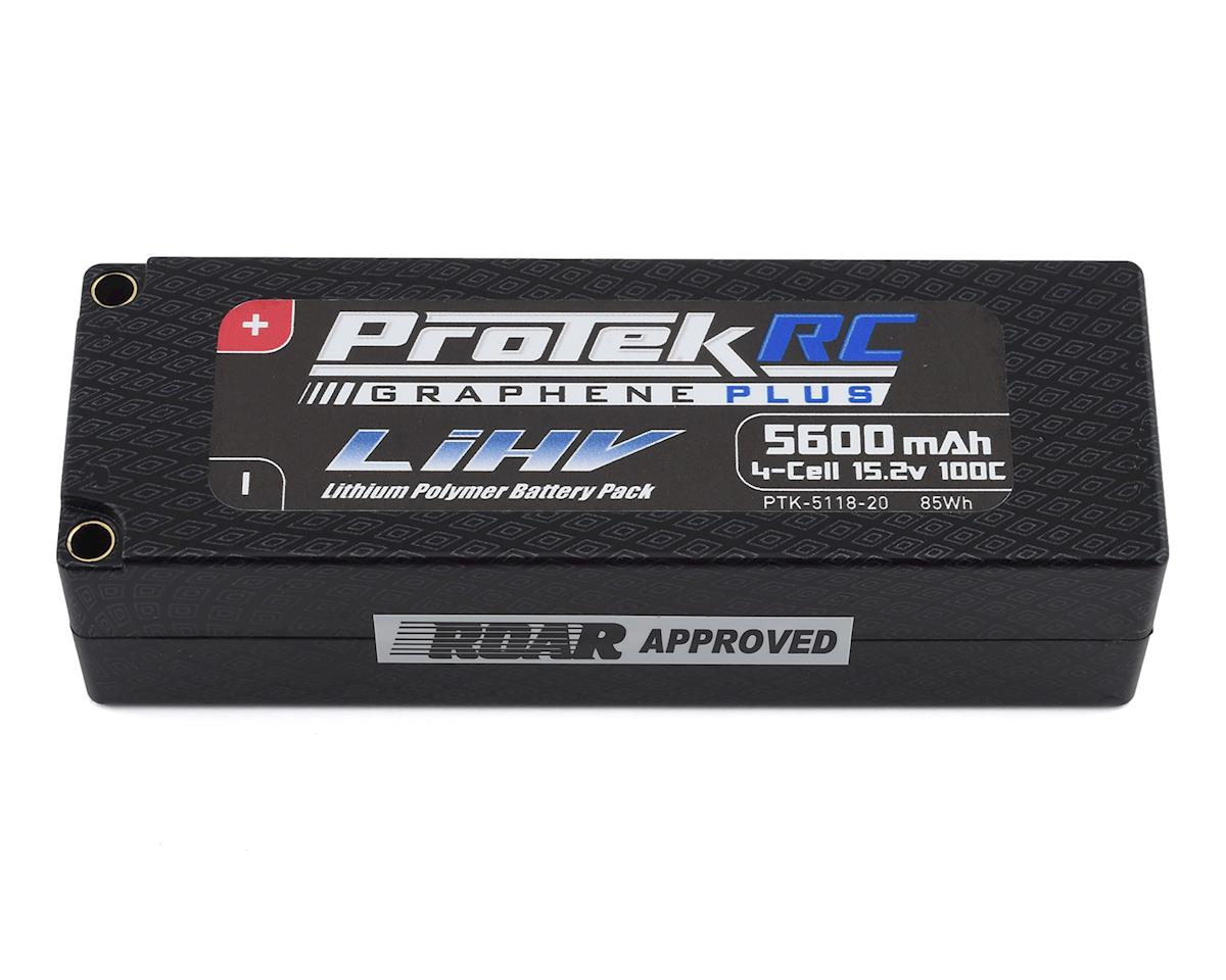 ProTek RC 4S 100C Low IR Silicon Graphene HV LCG LiPo Battery (15.2V/5600mAh)