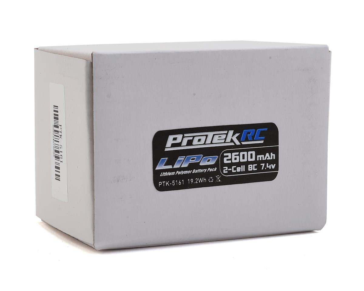 ProTek RC LiPo Kyosho & Tekno Hump Receiver Battery Pack (7.4V/2600mAh)
