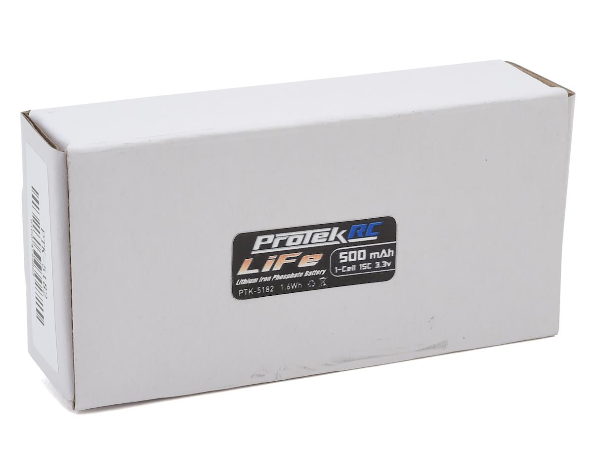ProTek RC 2x1S Sport Race 15C Stick LiFe Battery (6.6V/500mAh) (Kyosho Mini-Z)