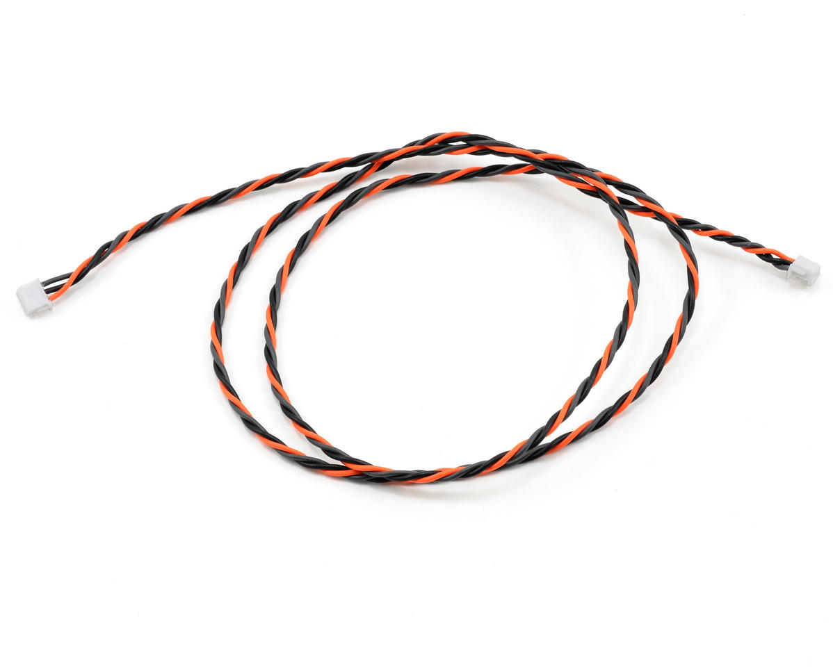 JR/Spektrum Remote Receiver Extension Wire (60cm) by ProTek RC