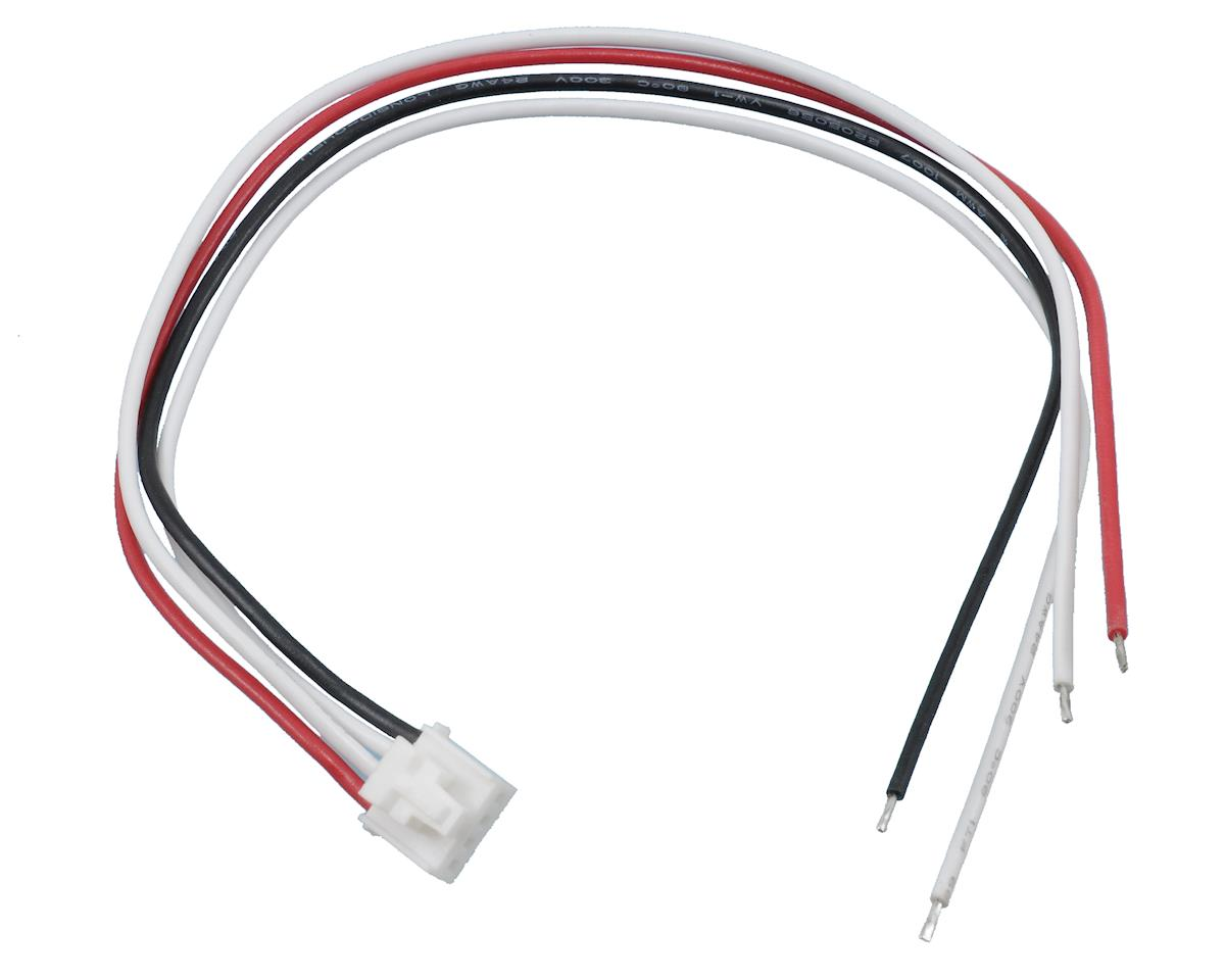 ProTek RC 3S Male TP Connector w/20cm 24awg Wire