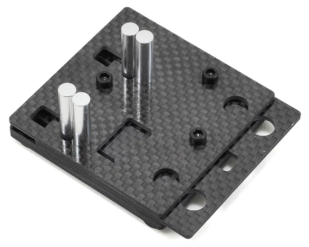Image 1 for ProTek RC Carbon Fiber Soldering Jig