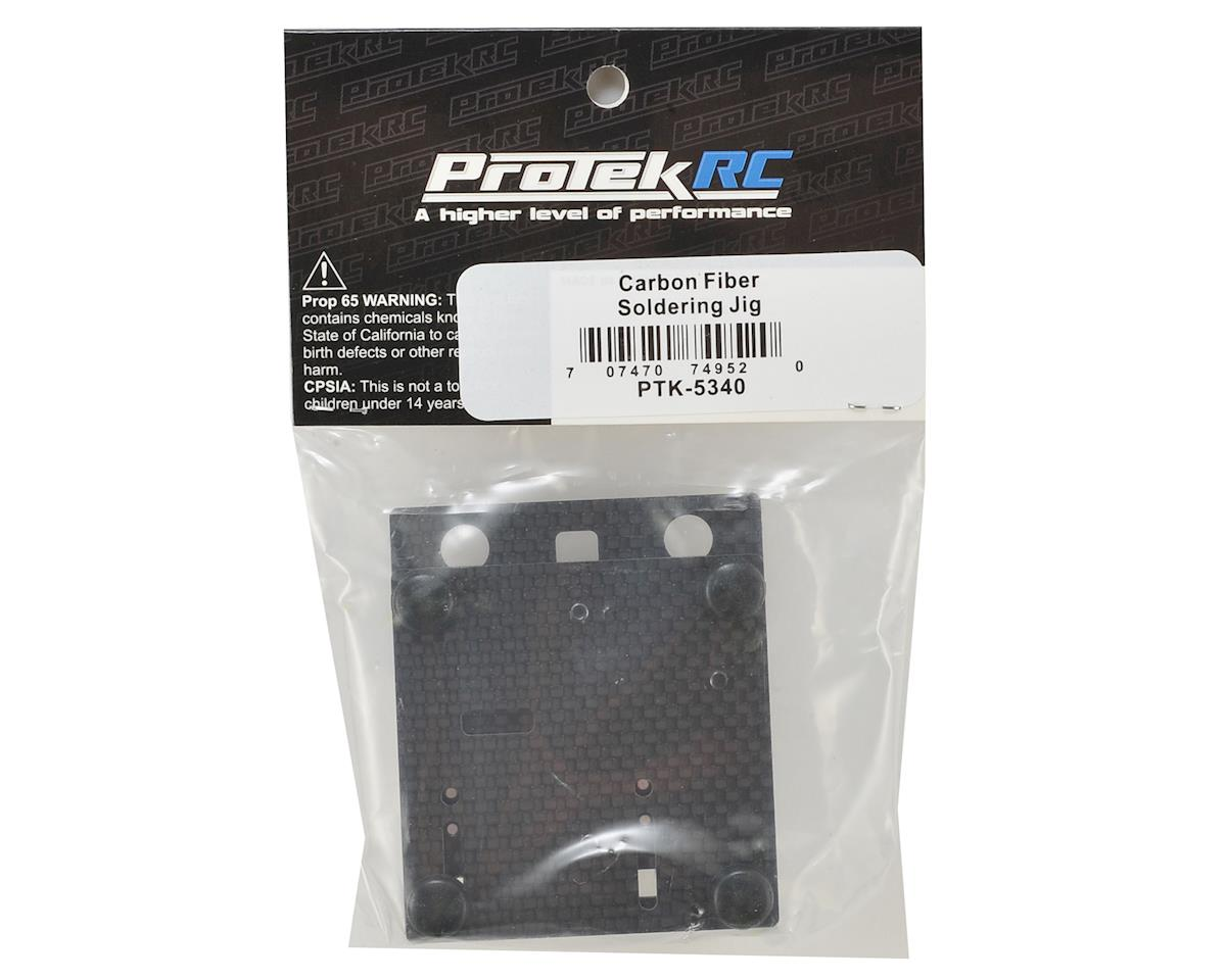Image 4 for ProTek RC Carbon Fiber Soldering Jig
