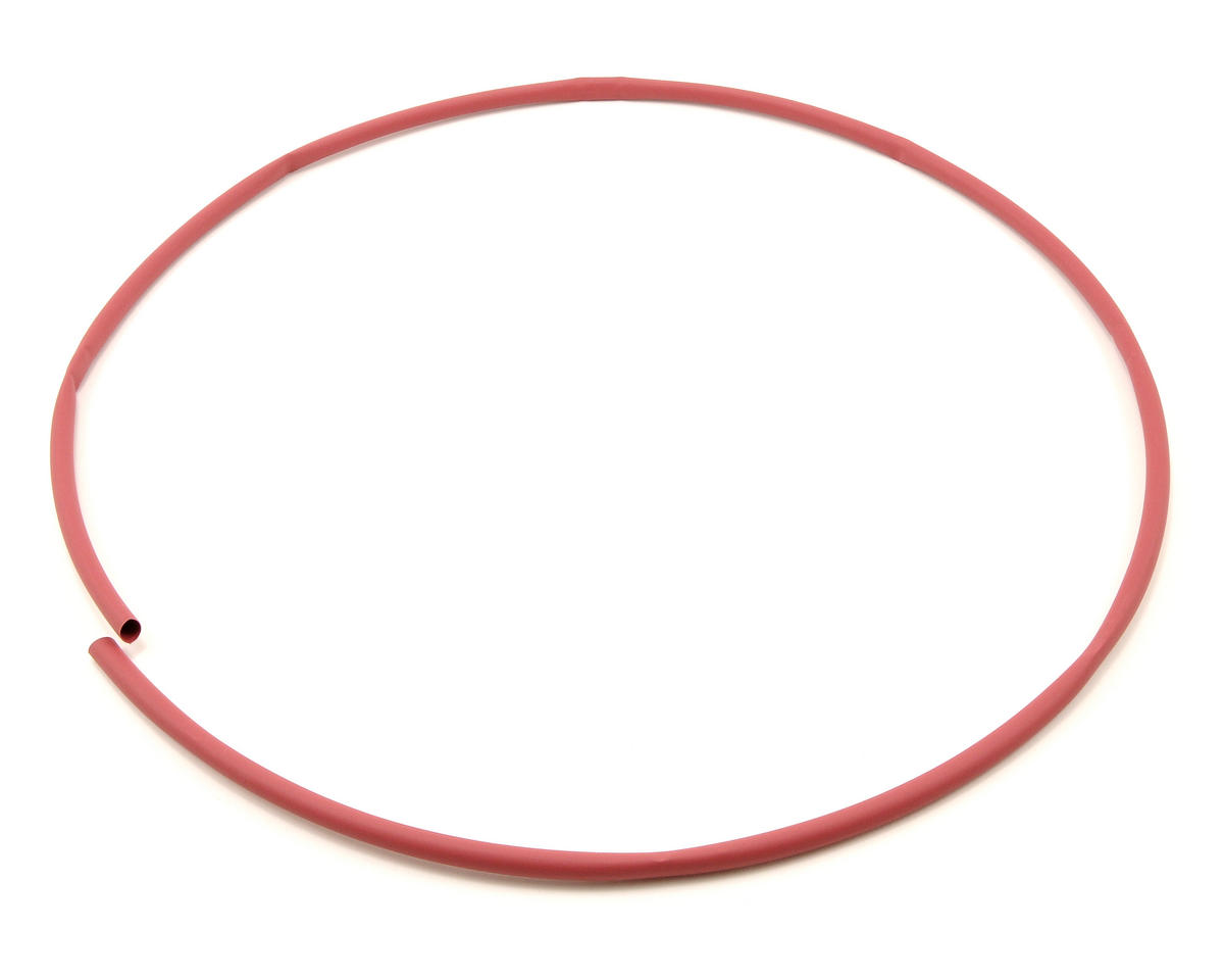 ProTek RC 5mm Red Heat Shrink Tubing (1 Meter)