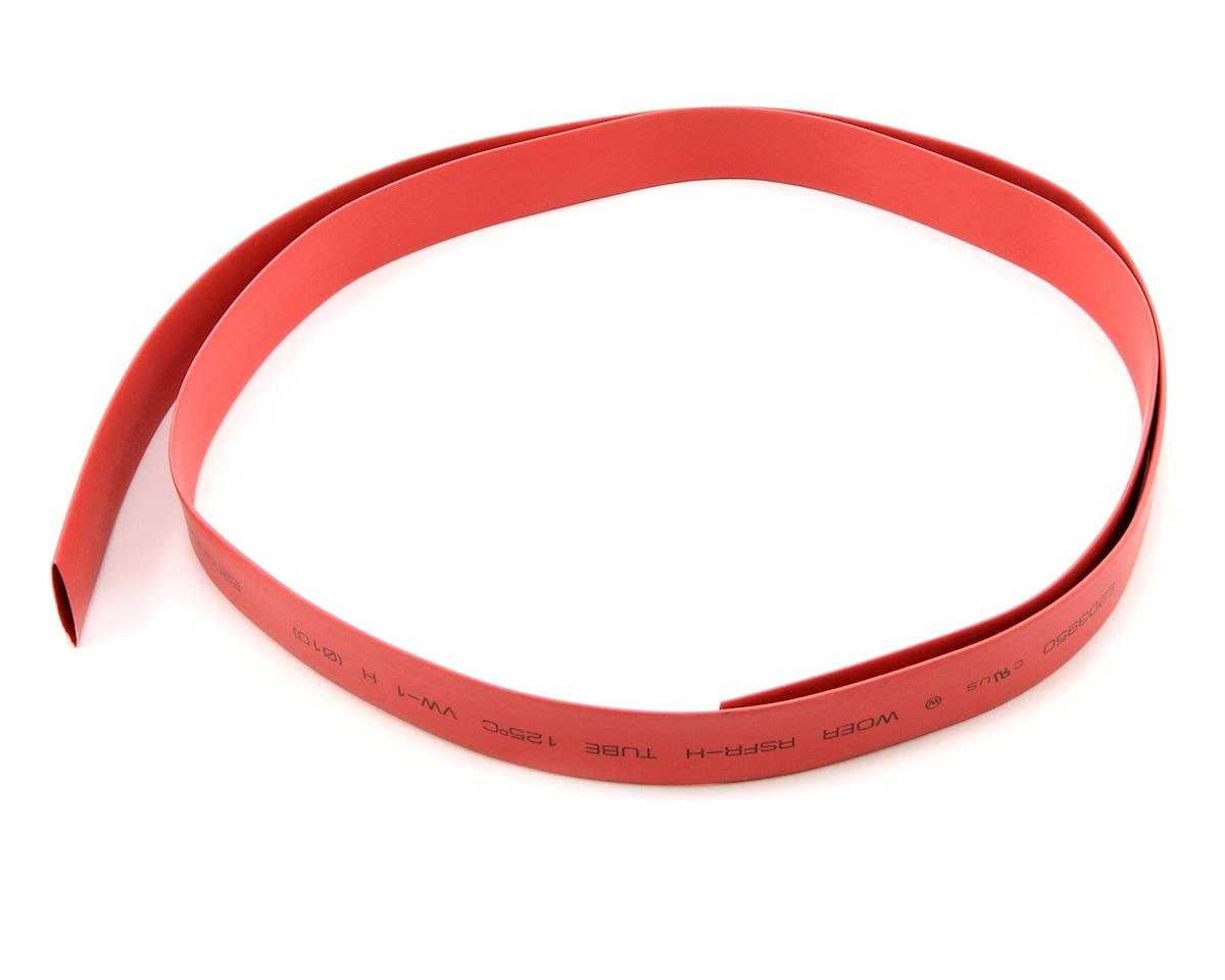 ProTek RC 10mm Red Heat Shrink Tubing (1 Meter)