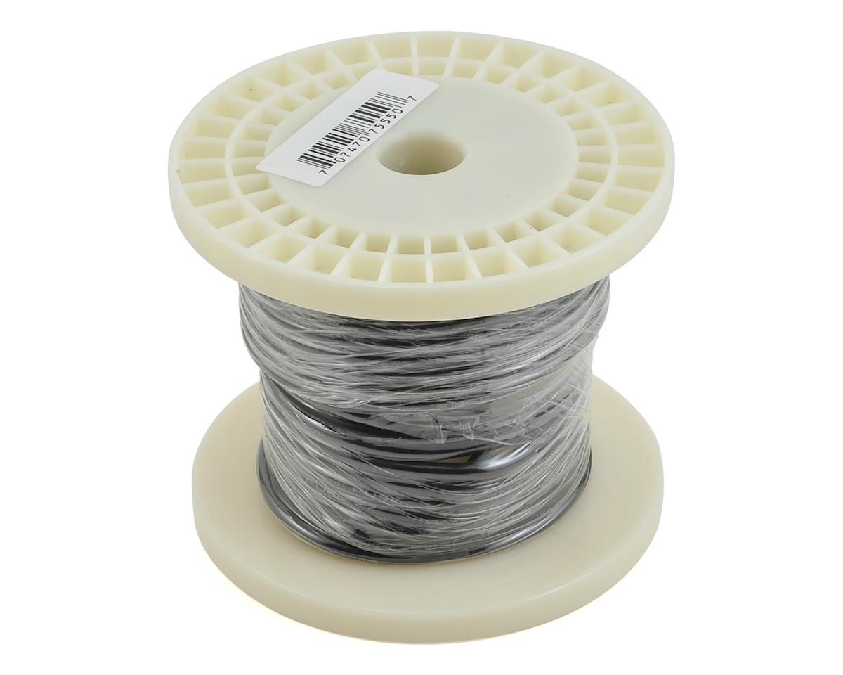 ProTek RC 12awg Black Silicone Wire Spool (25ft / 7.6m)