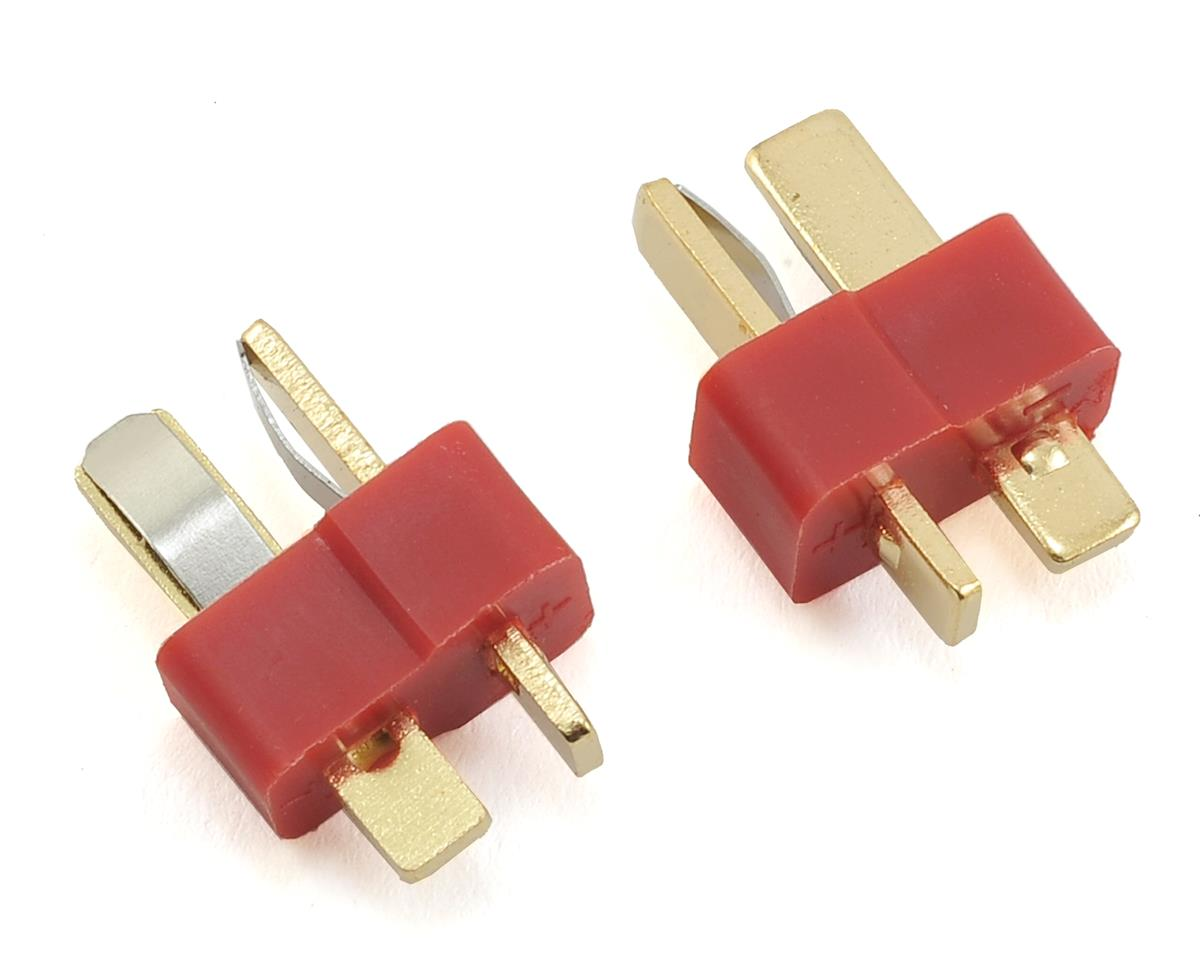 Male T-Style Ultra Plugs (2) by ProTek RC
