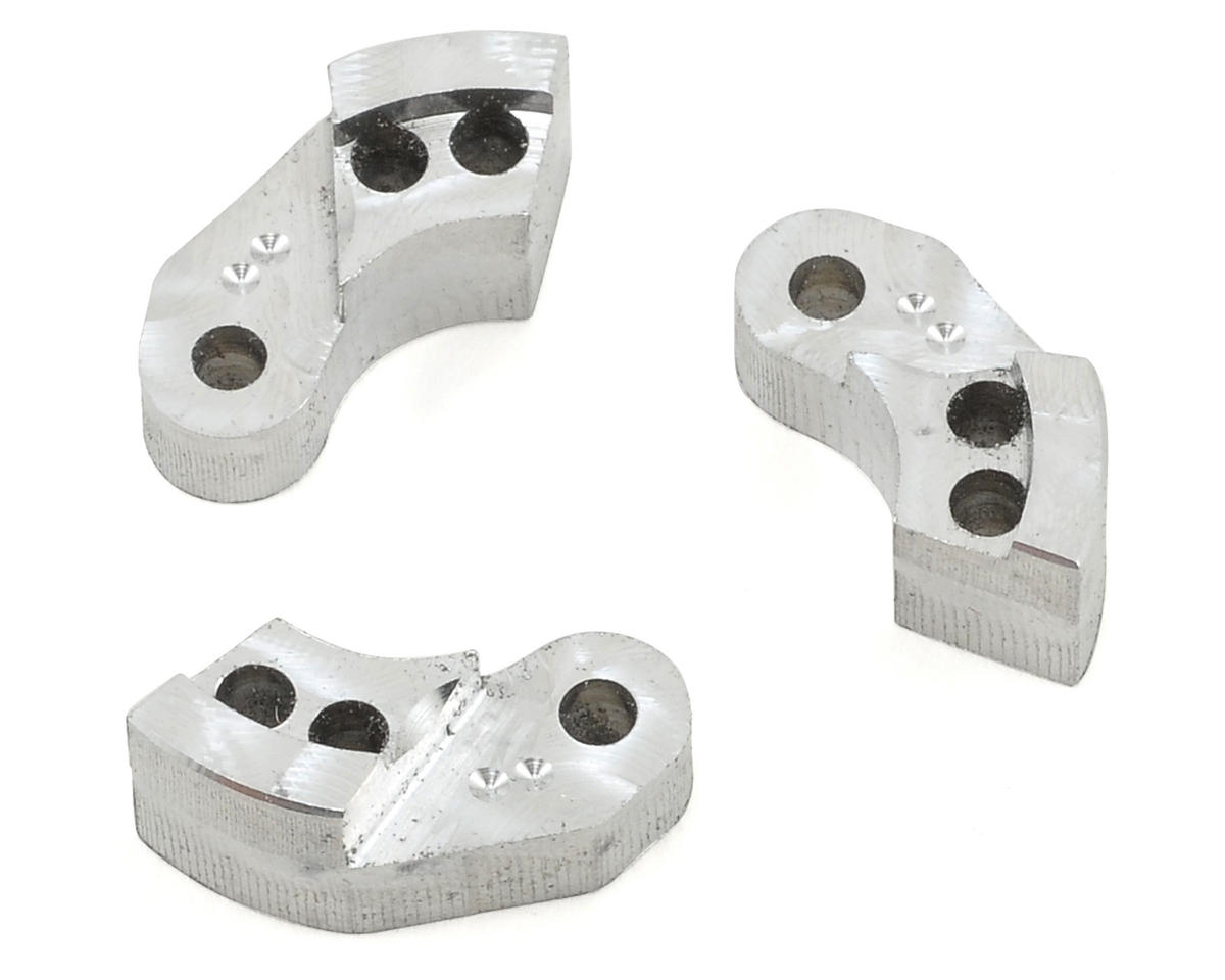 ProTek RC Team Associated 7075 Aluminum Clutch Shoes (3)
