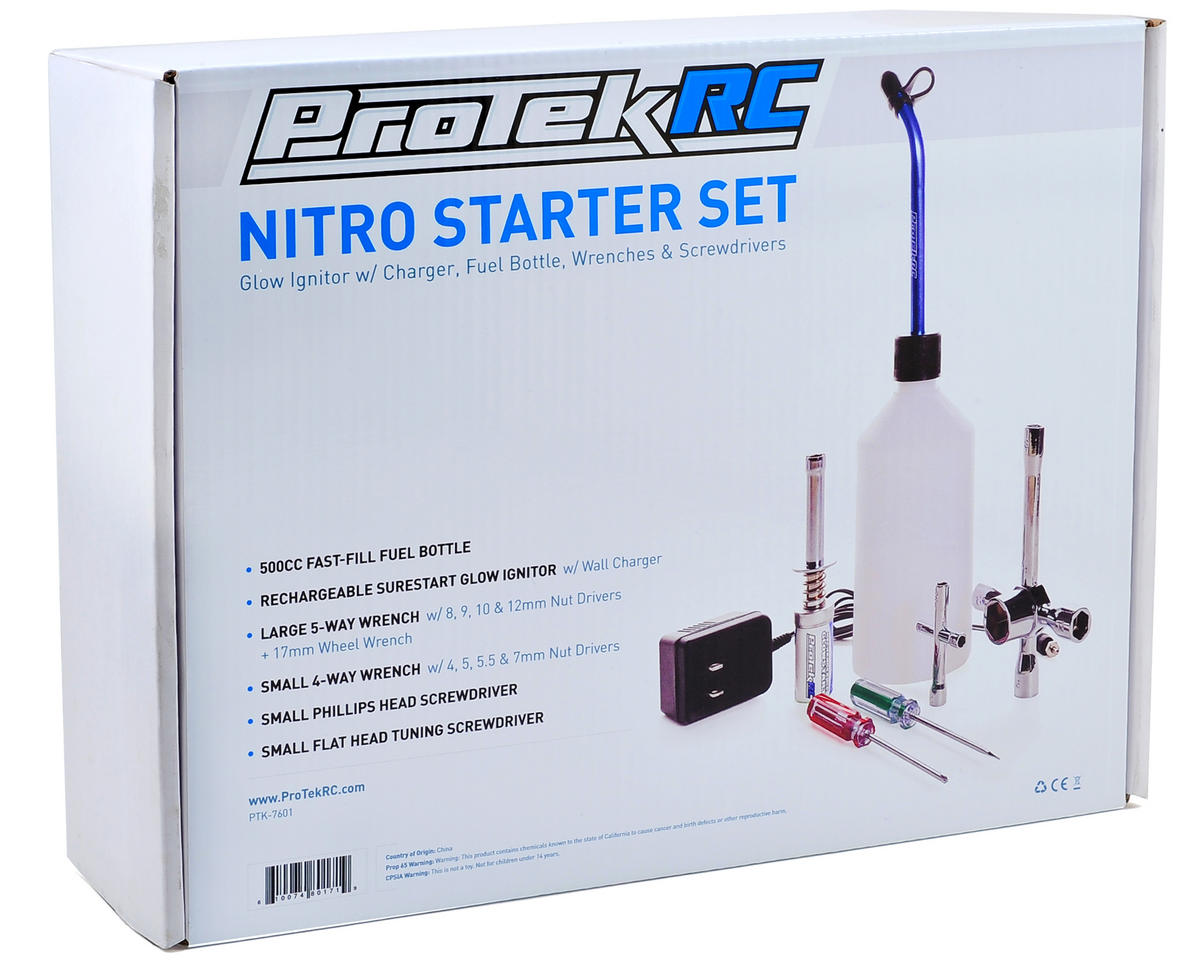 ProTek RC Nitro Starter Set