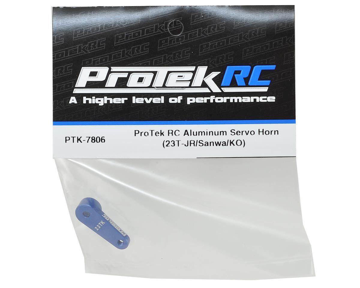 ProTek RC Aluminum Servo Horn (23T-JR/Sanwa/KO)