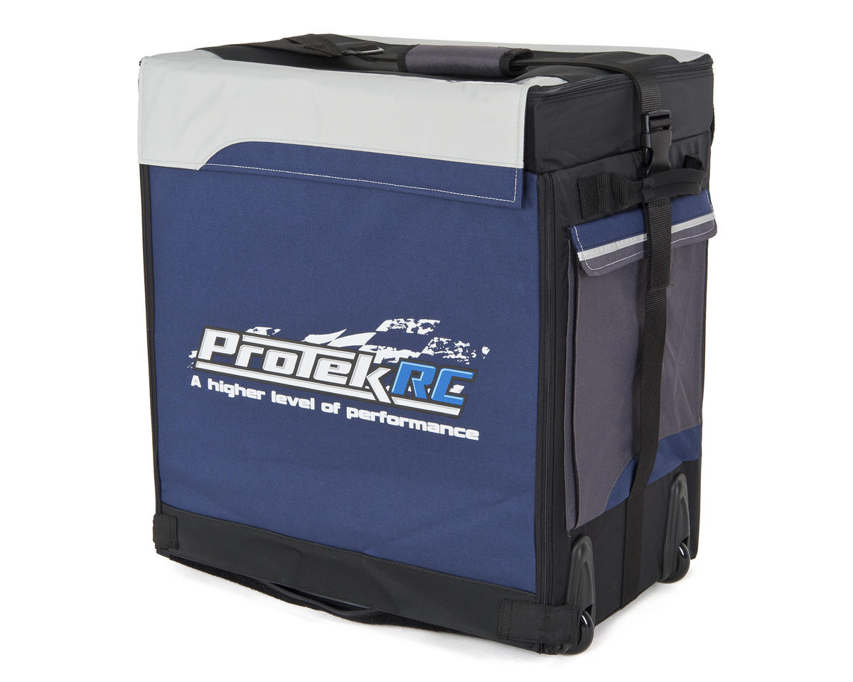 P-8 1/8 Buggy Super Hauler Bag (Plastic Inner Boxes) by ProTek RC