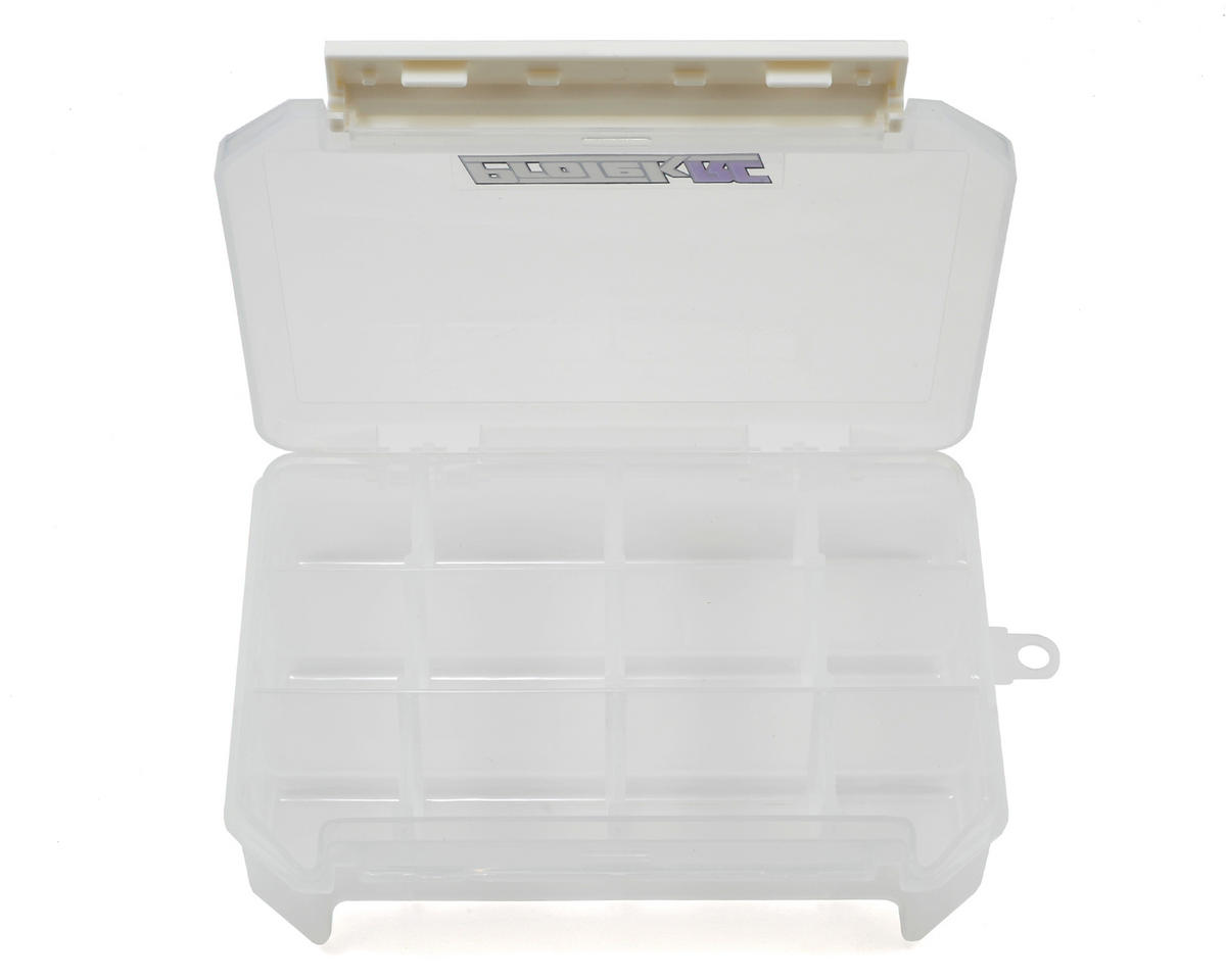 Plastic Storage Container (Small) by ProTek RC