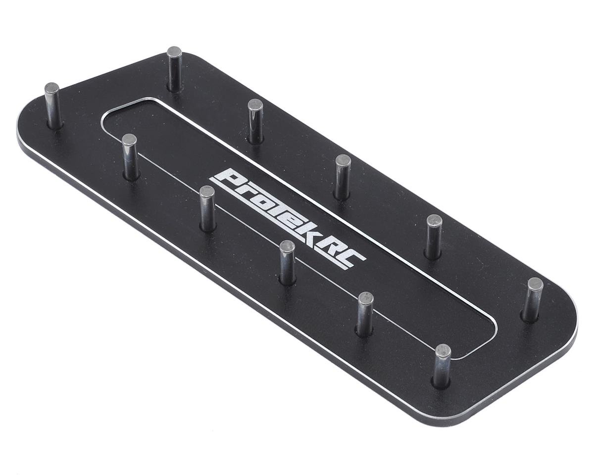 Aluminum 1/10 Pinion Gear Caddy by ProTek RC
