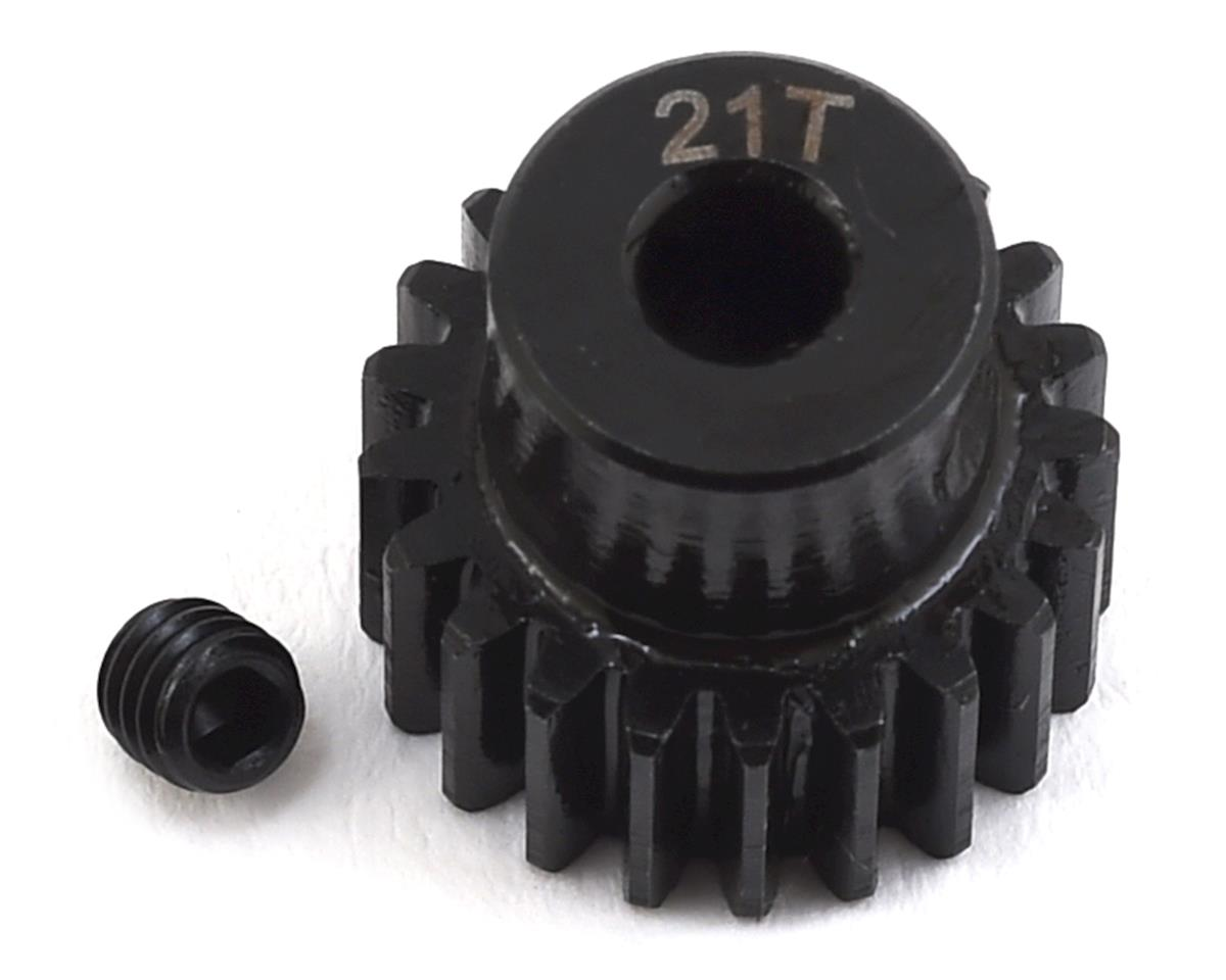Lightweight Steel 48P Pinion Gear (3.17mm Bore) (21T) by ProTek RC