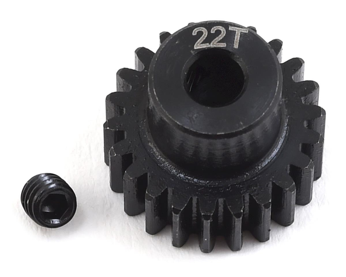 Lightweight Steel 48P Pinion Gear (3.17mm Bore) (22T) by ProTek RC