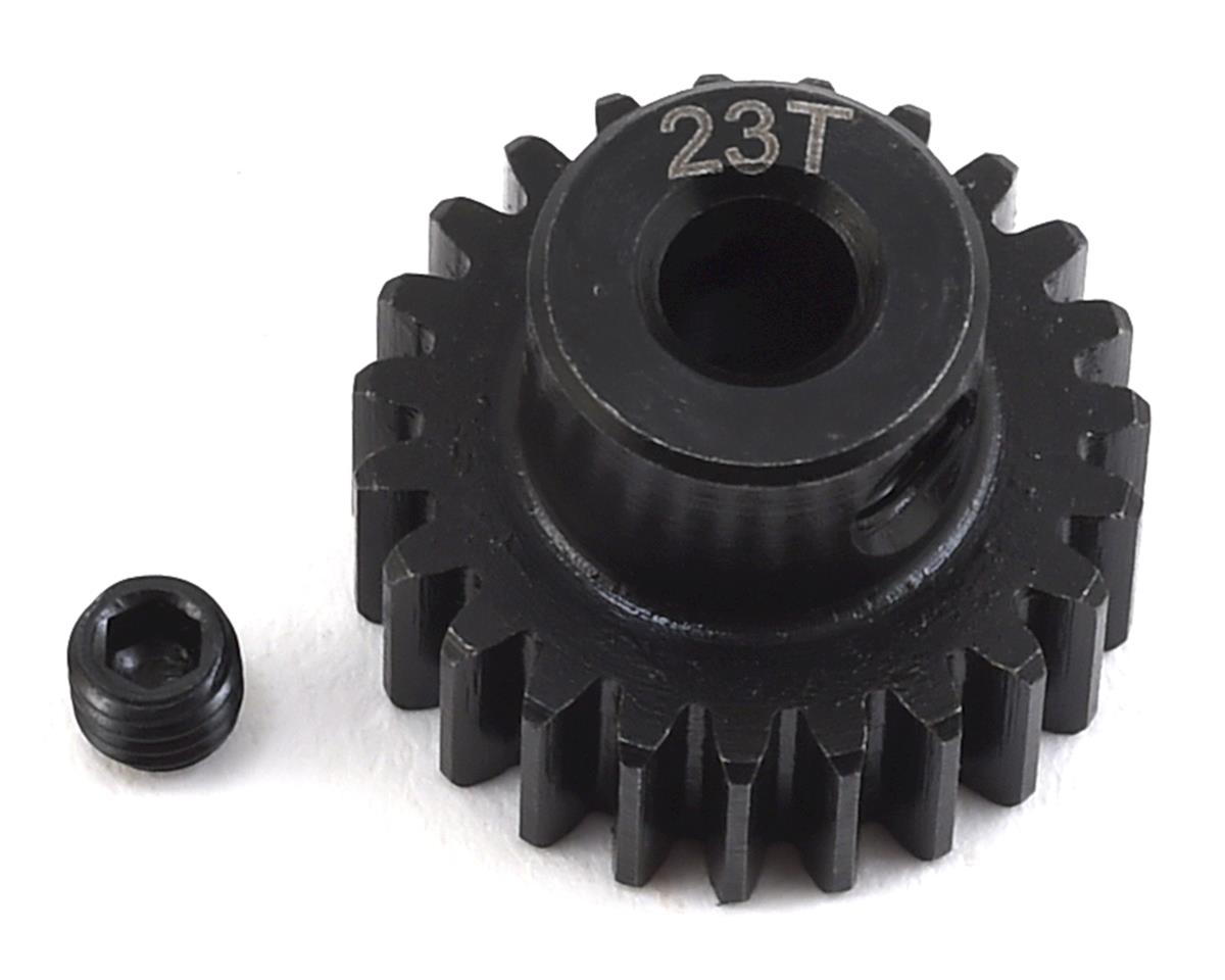 Lightweight Steel 48P Pinion Gear (3.17mm Bore) (23T) by ProTek RC