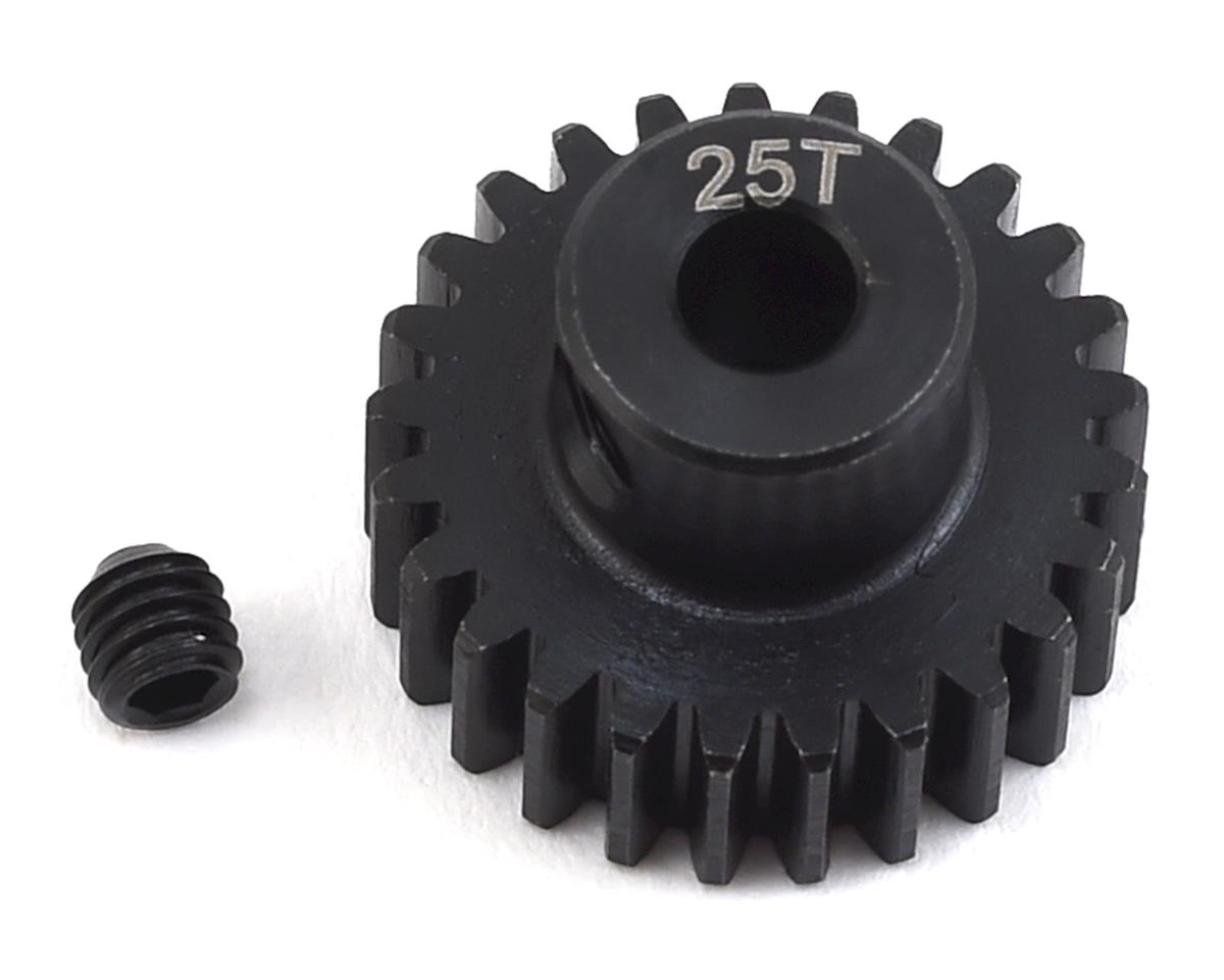 Lightweight Steel 48P Pinion Gear (3.17mm Bore) (25T) by ProTek RC