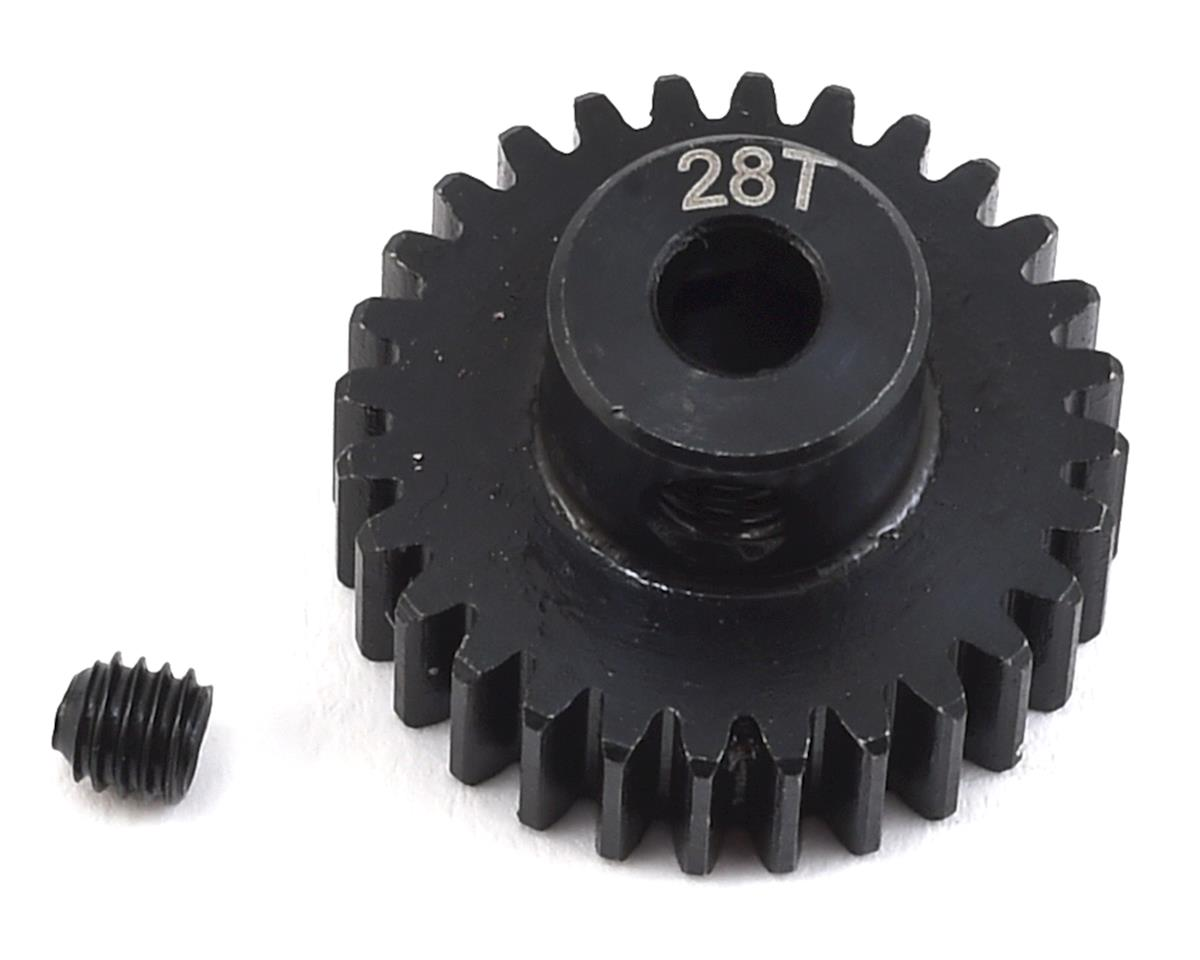 Lightweight Steel 48P Pinion Gear (3.17mm Bore) (28T) by ProTek RC