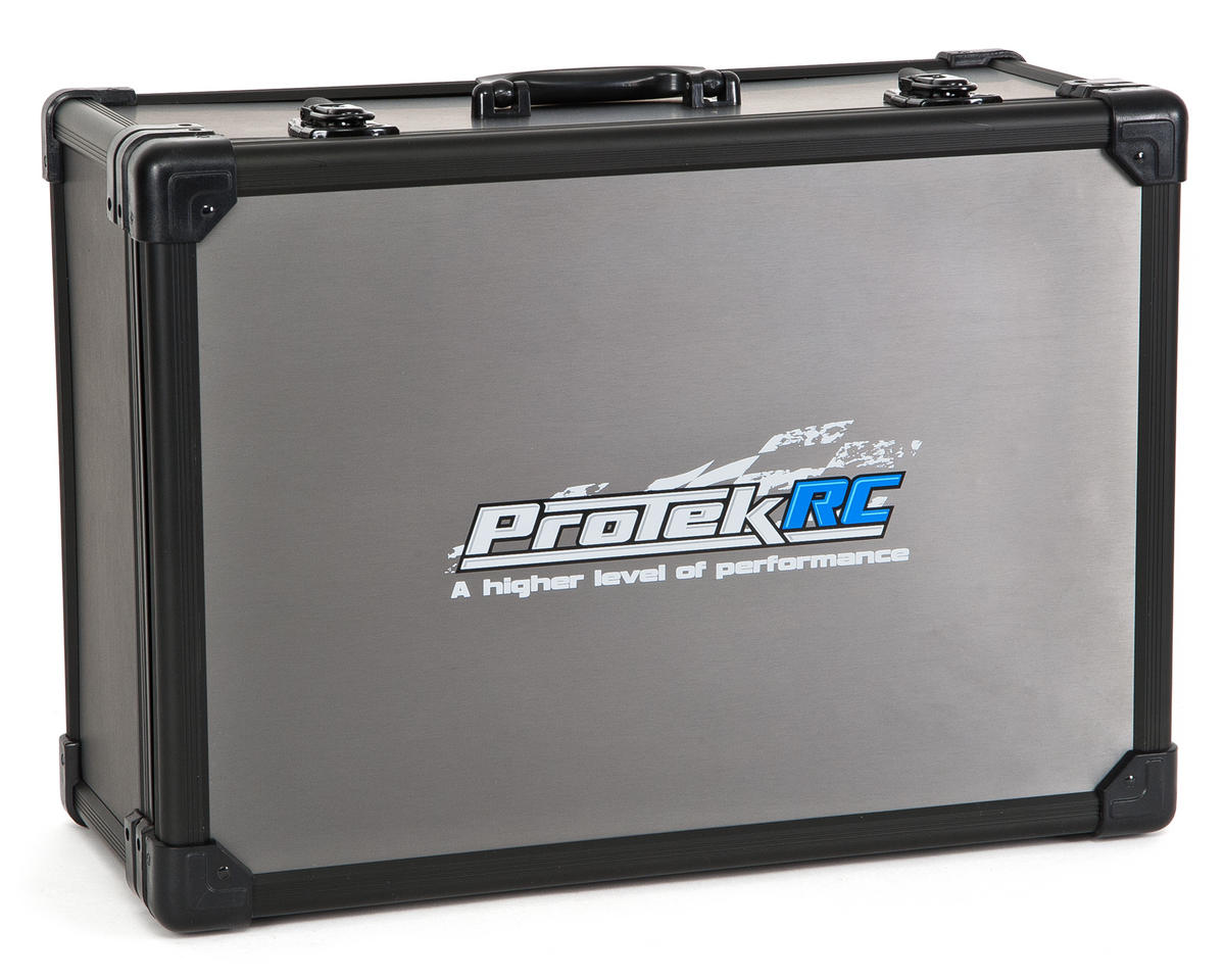 Aluminum Universal Storage Case (No Insert) by ProTek RC