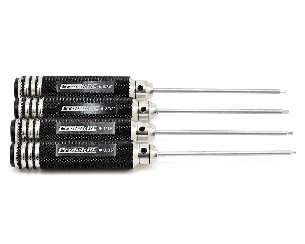 """TruTorque"" Standard Hex Driver Set (4) by ProTek RC"