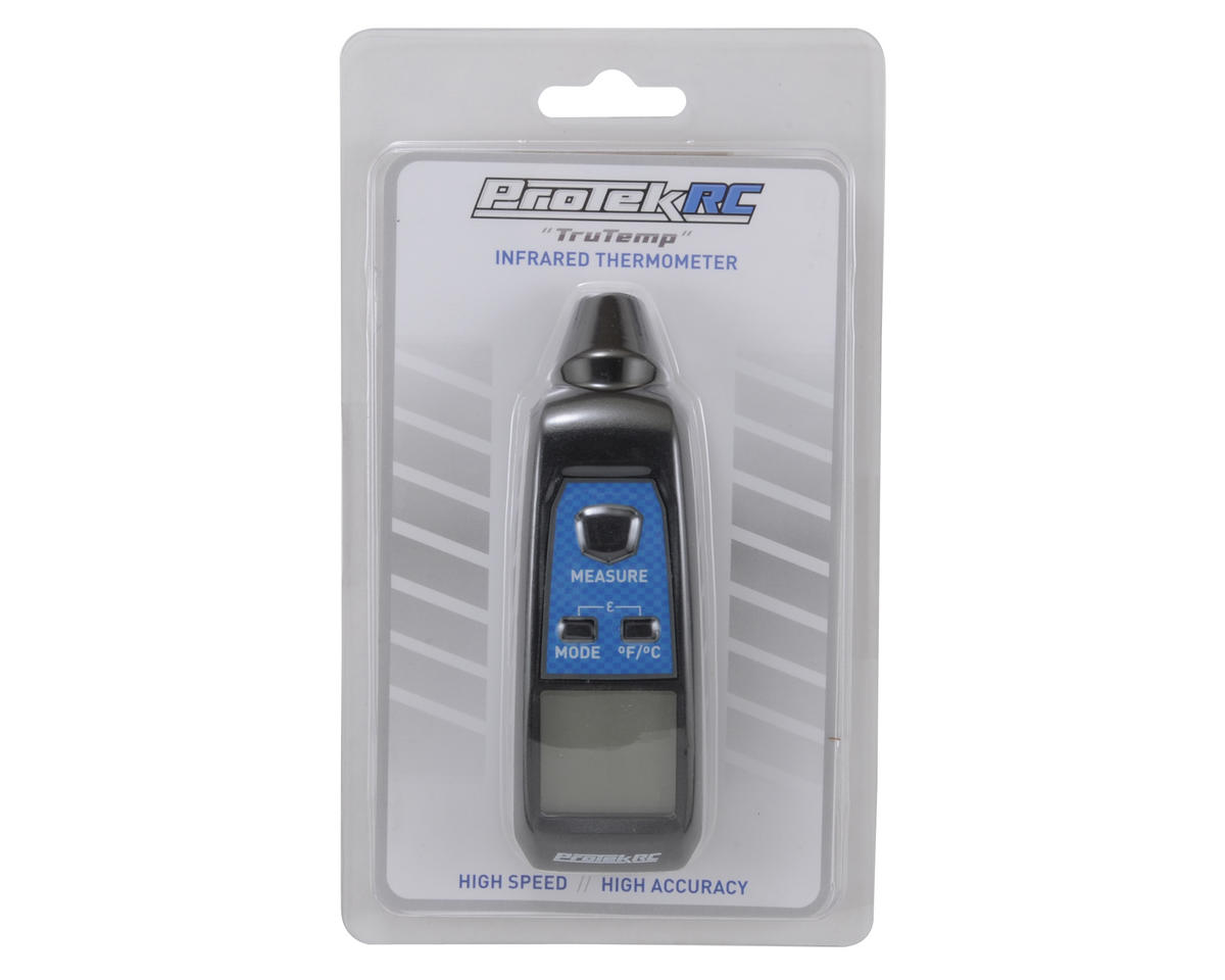 """TruTemp"" Infrared Thermometer by ProTek RC"
