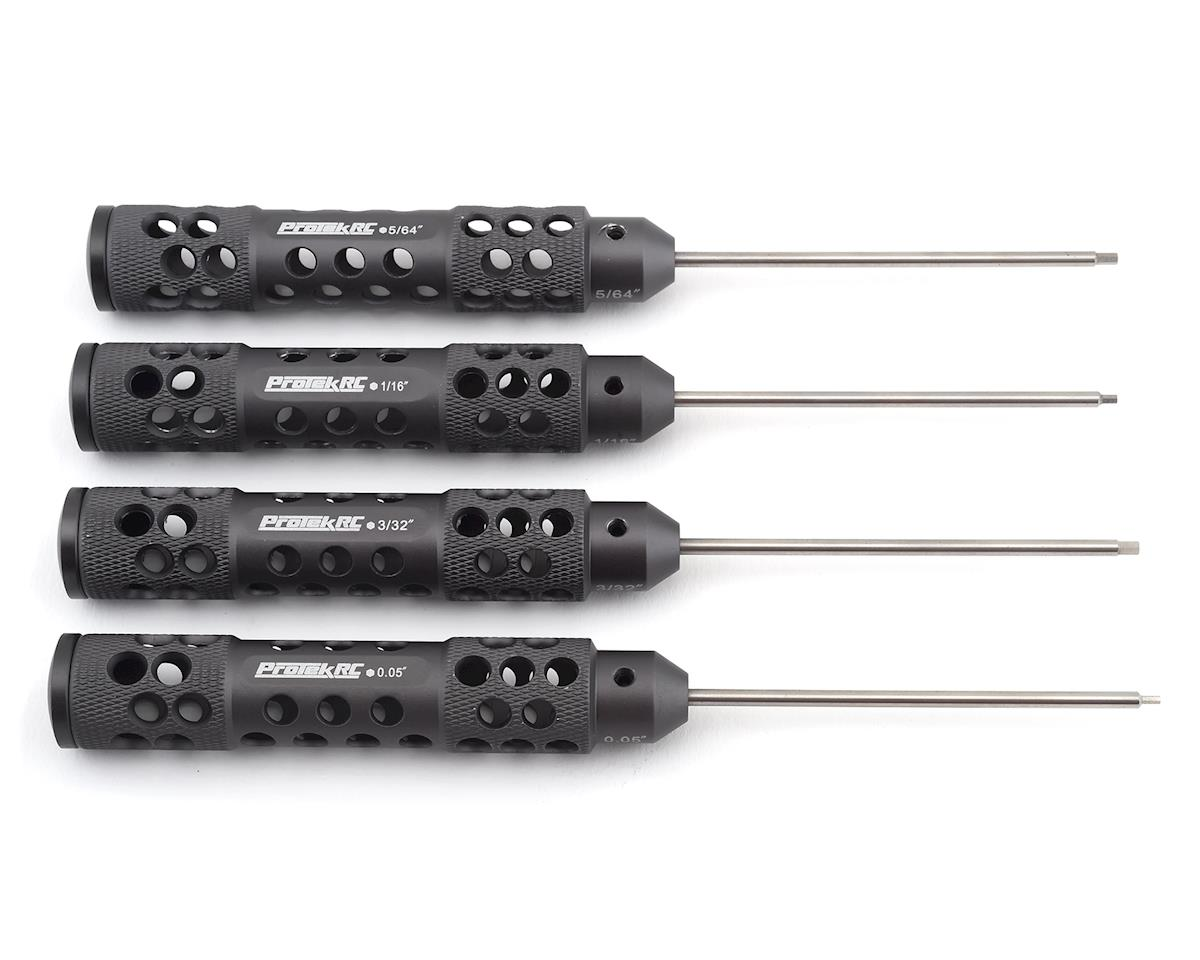 "ProTek RC ""TruTorque SL"" Standard Hex Driver Set (4) 