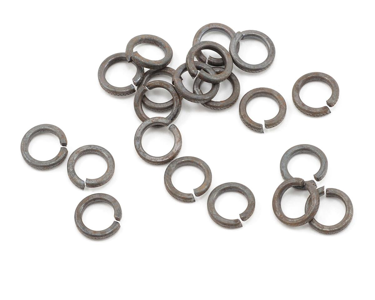 "5mm ""High Strength"" Black Lock Washers (20) by ProTek RC"