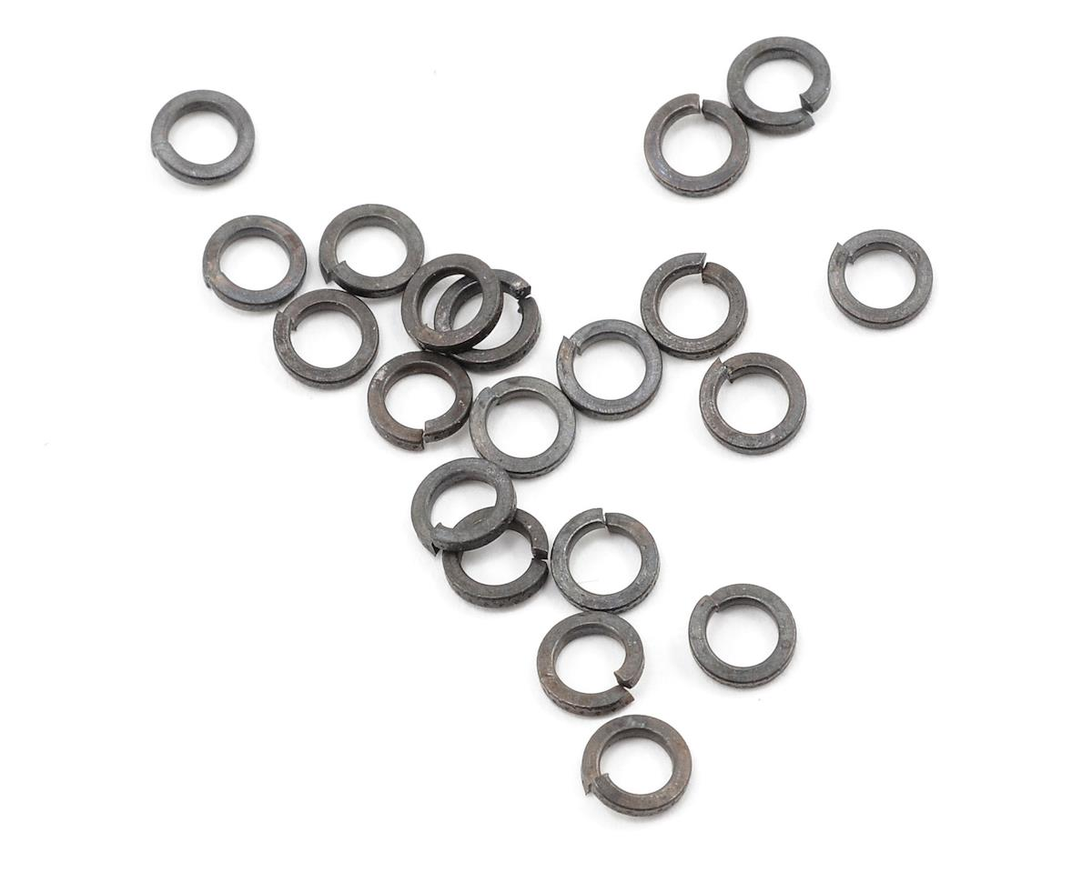 "ProTek RC #5 ""High Strength"" Black Steel Lock Washers (20)"