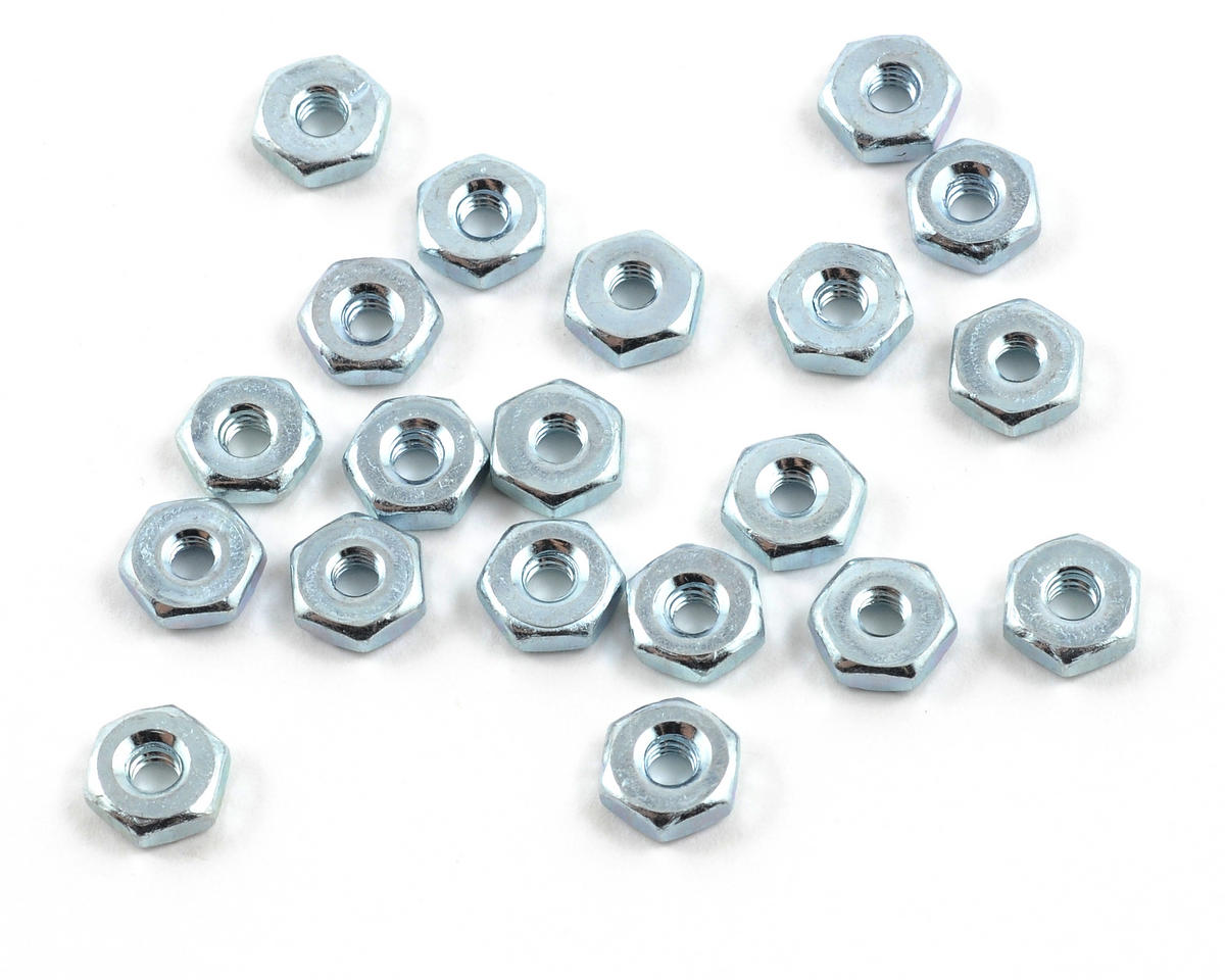 "ProTek RC #5 ""High Strength"" ZP Steel Hex Nuts (20)"