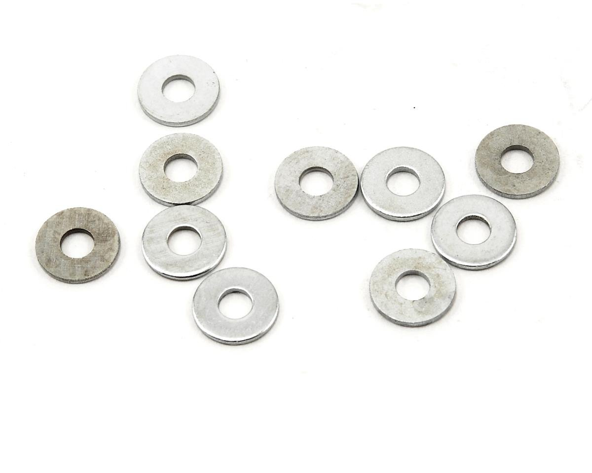 ProTek RC 3x8x0.5mm Clutch Bell Stop Washer (10) (OFNA Hyper SS)