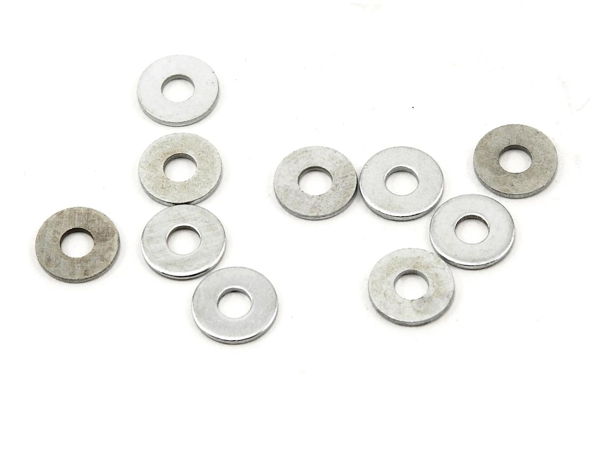 ProTek RC 3x8x0.5mm Clutch Bell Stop Washer (10) (HoBao Hyper 7 TQ)
