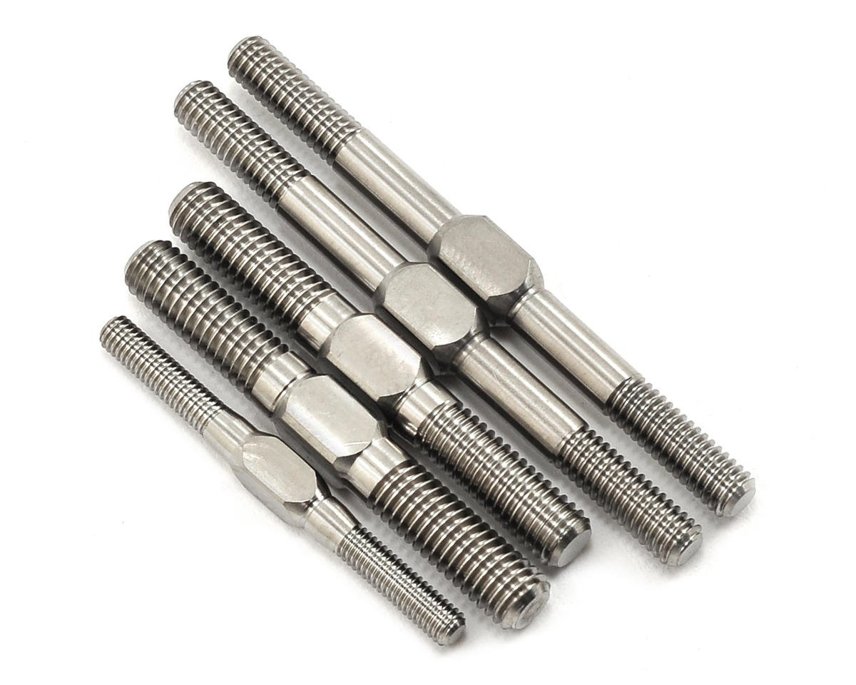 ProTek RC Mugen MBX8 & MBX7R/ECO Titanium Turnbuckle Kit