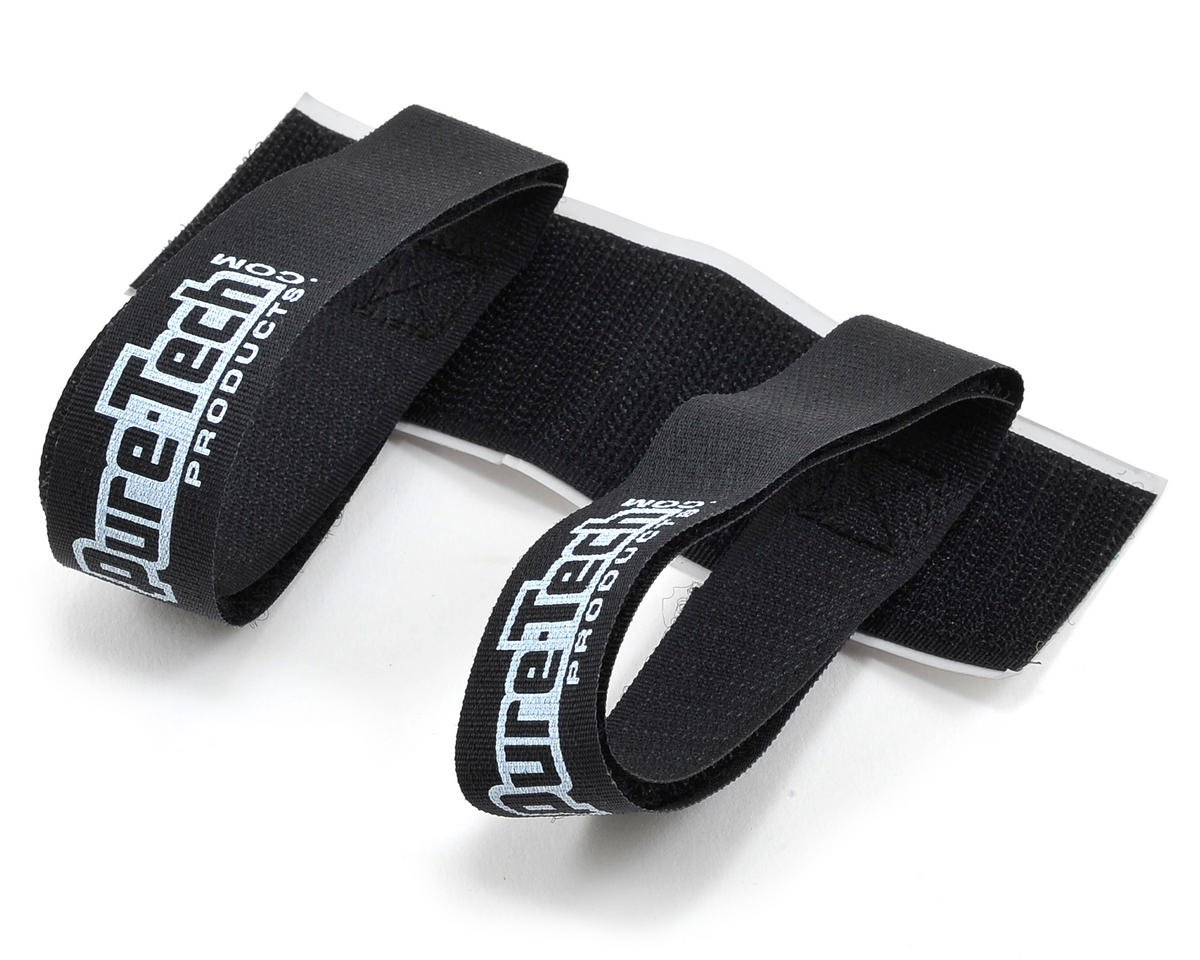 "Pure-Tech 8"" Xtreme Pro Strap (Black)"