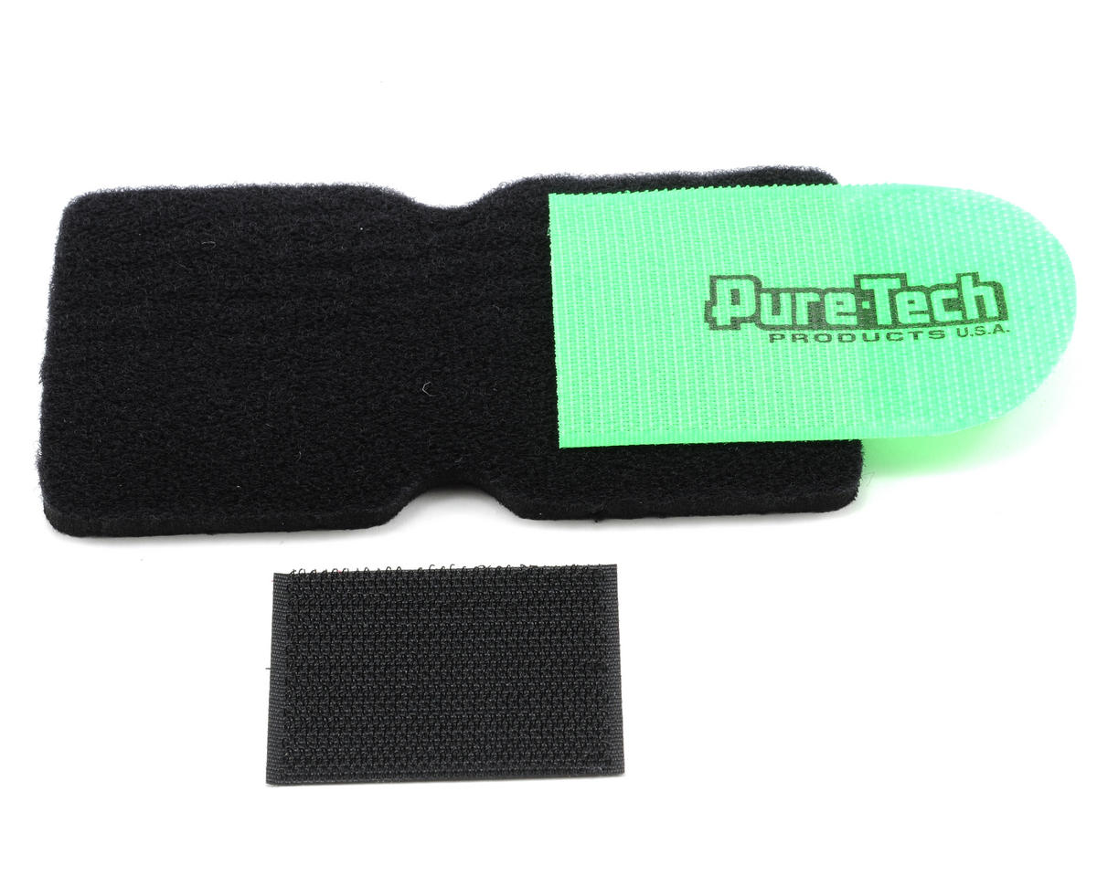 Pure-Tech Xtreme Receiver Wrap (Neon Green)