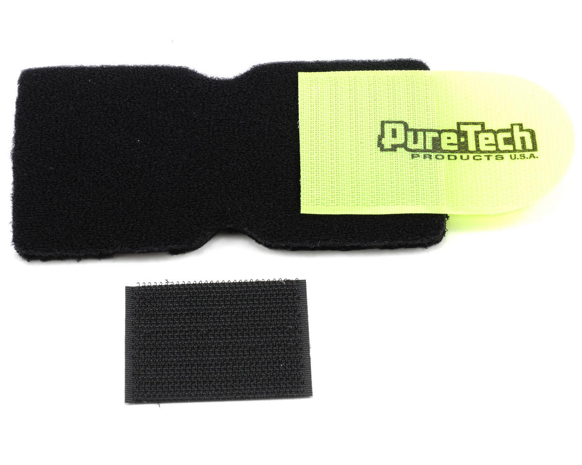 Pure-Tech Xtreme Receiver Wrap (Neon Yellow)