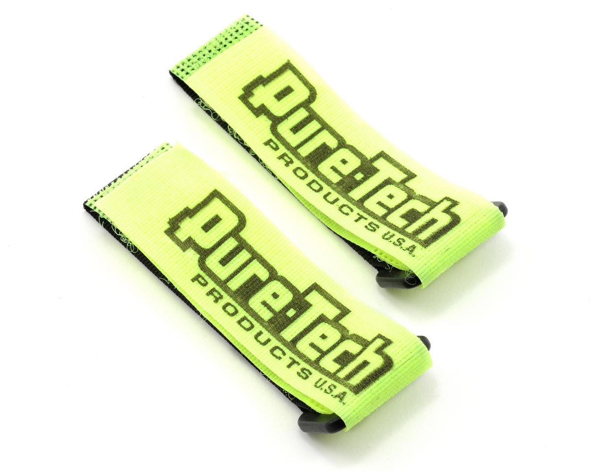 """Pure-Tech 2"""" Xtreme Strap (Neon Yellow)"""