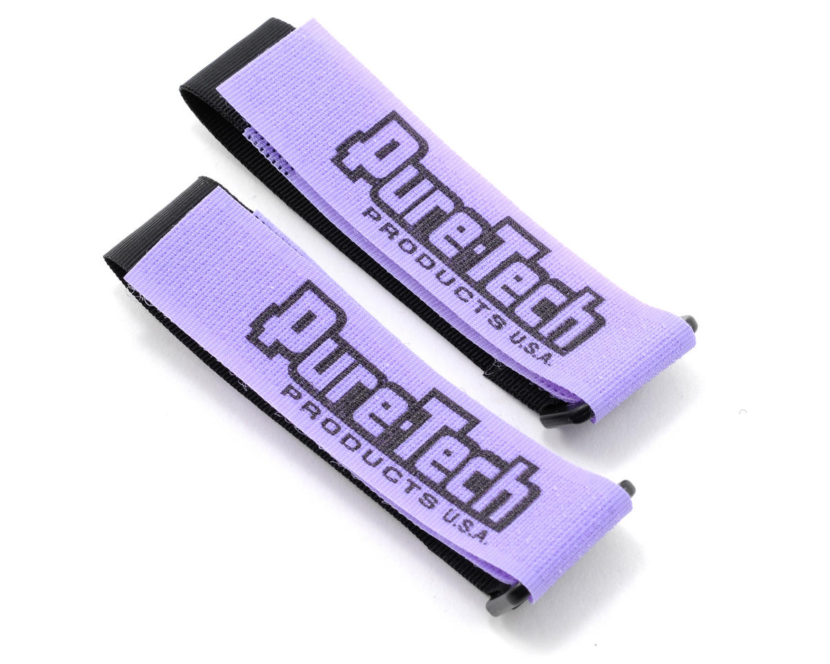 "Pure-Tech 3"" Xtreme Strap (Purple)"