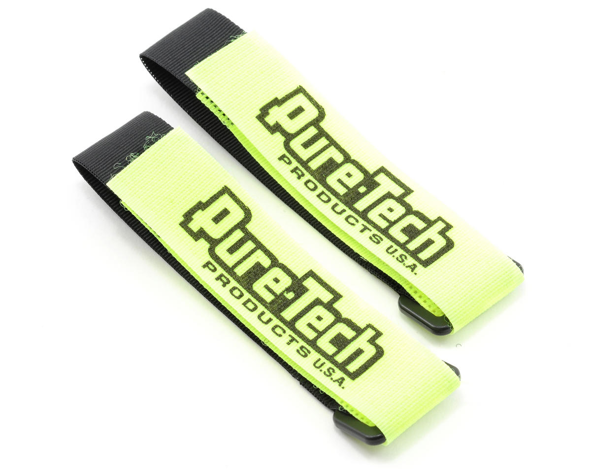 "Pure-Tech 3"" Xtreme Strap (Neon Yellow)"