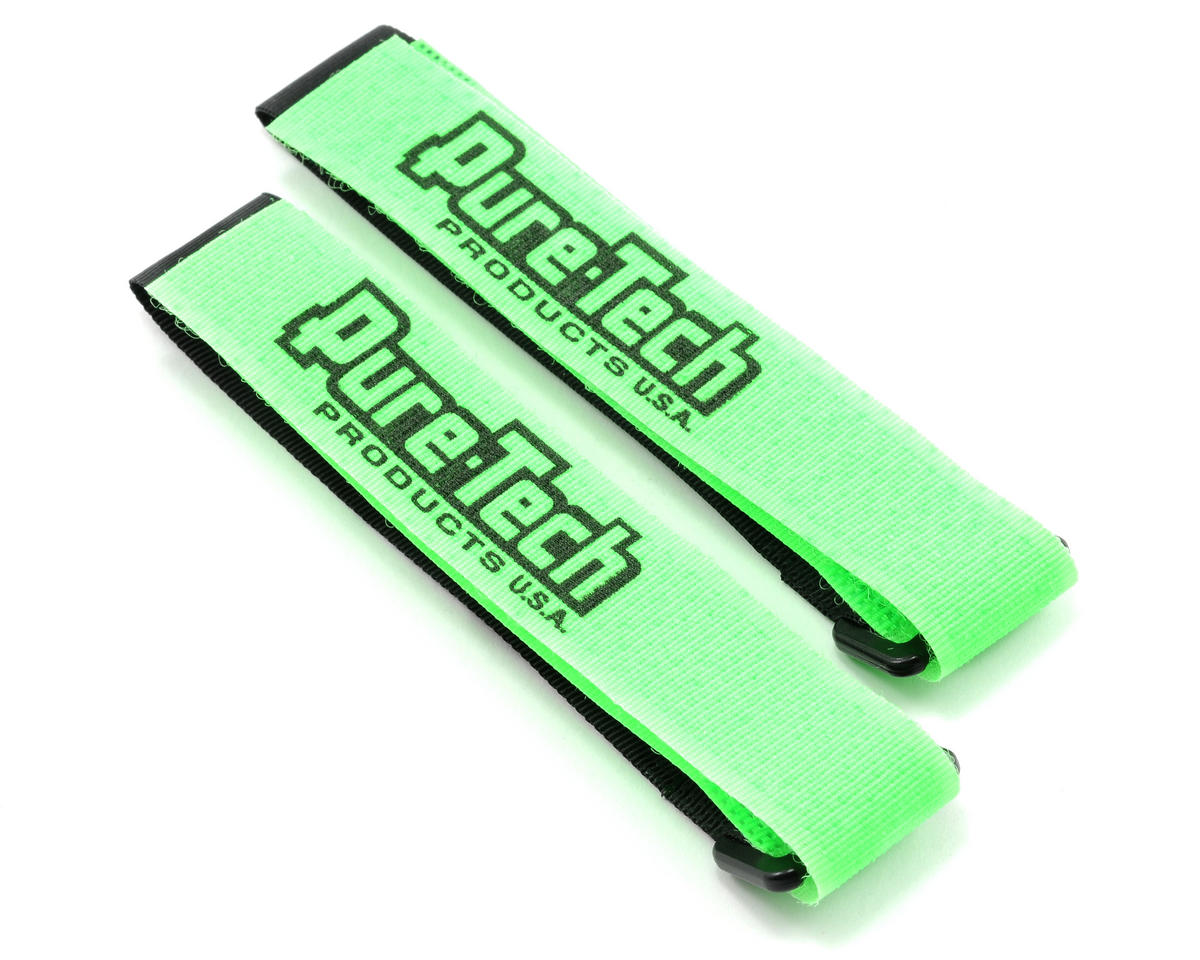 "Pure-Tech 4"" Xtreme Strap (Neon Green)"