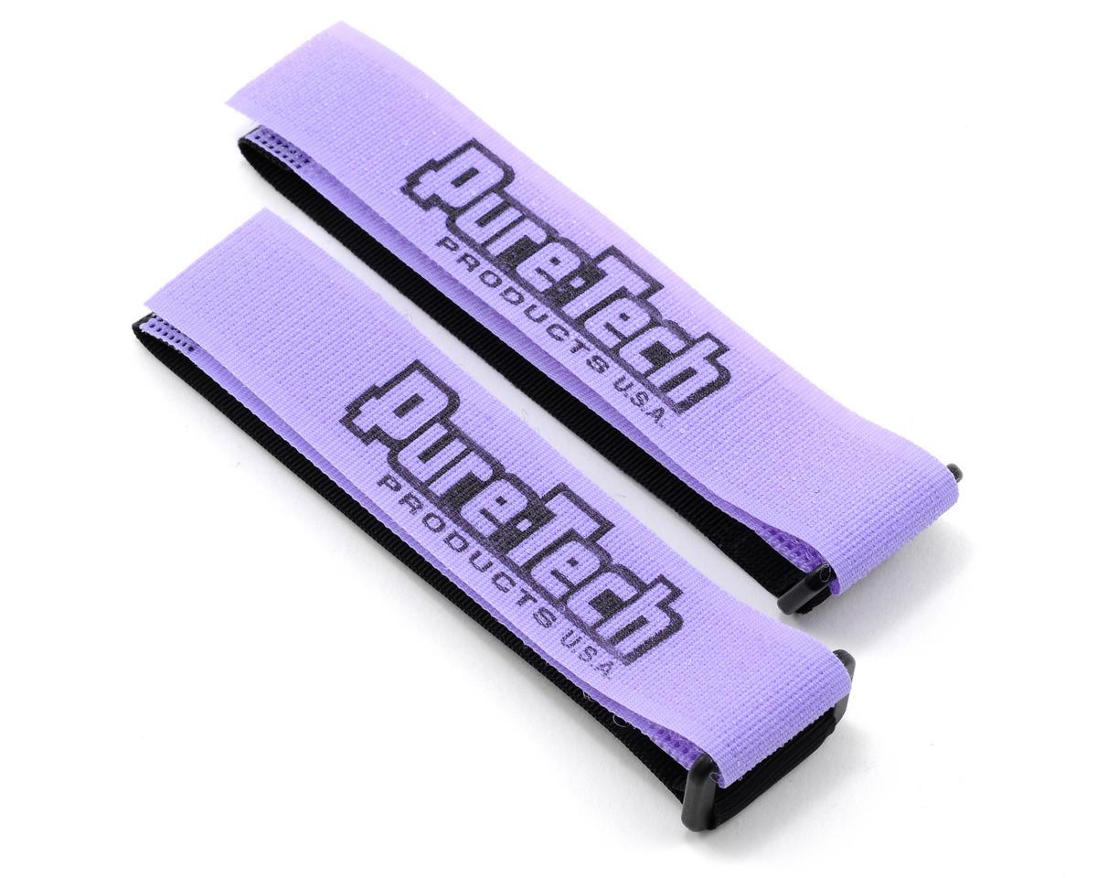 """Pure-Tech 4"""" Xtreme Strap (Purple)"""