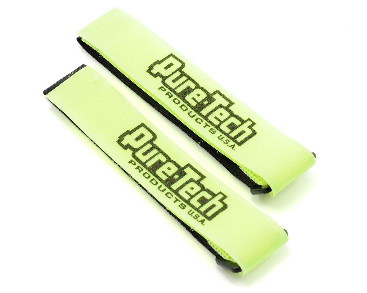 "Pure-Tech 4"" Xtreme Strap (Neon Yellow)"