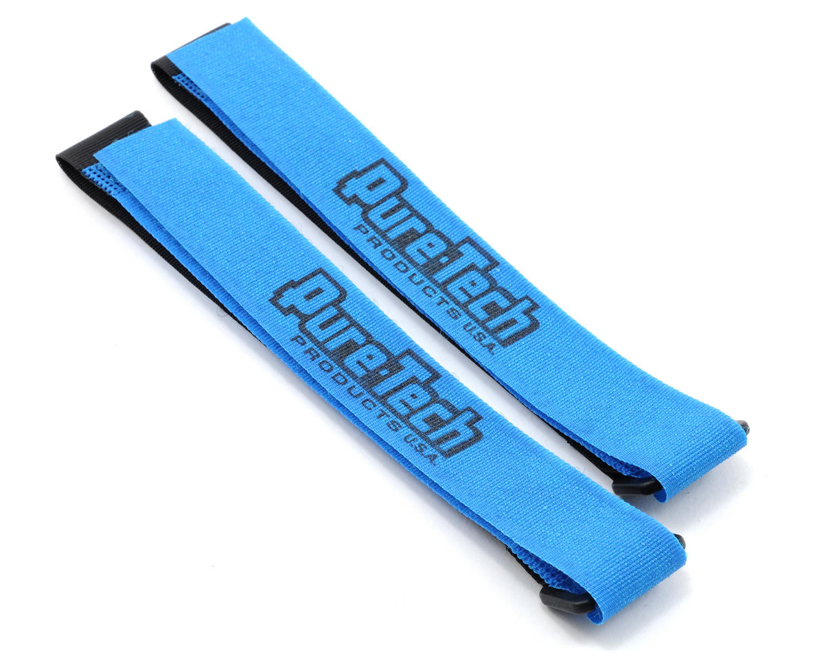 "Pure-Tech 5"" Xtreme Strap (Blue)"