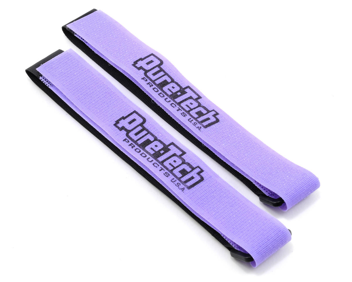 "Pure-Tech 5"" Xtreme Strap (Purple)"