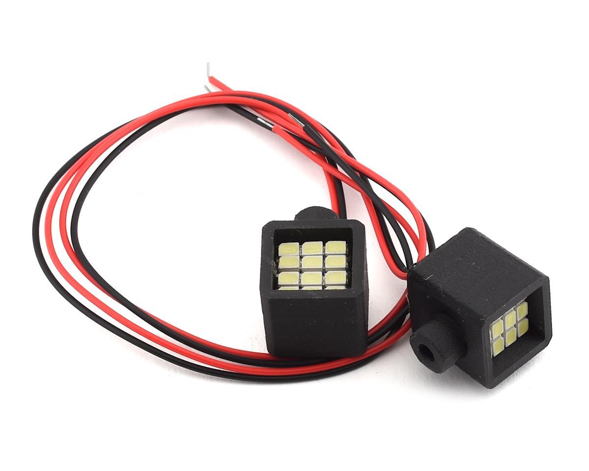 Powershift RC Technologies Night Killer Series Big Square Light Pods (2)